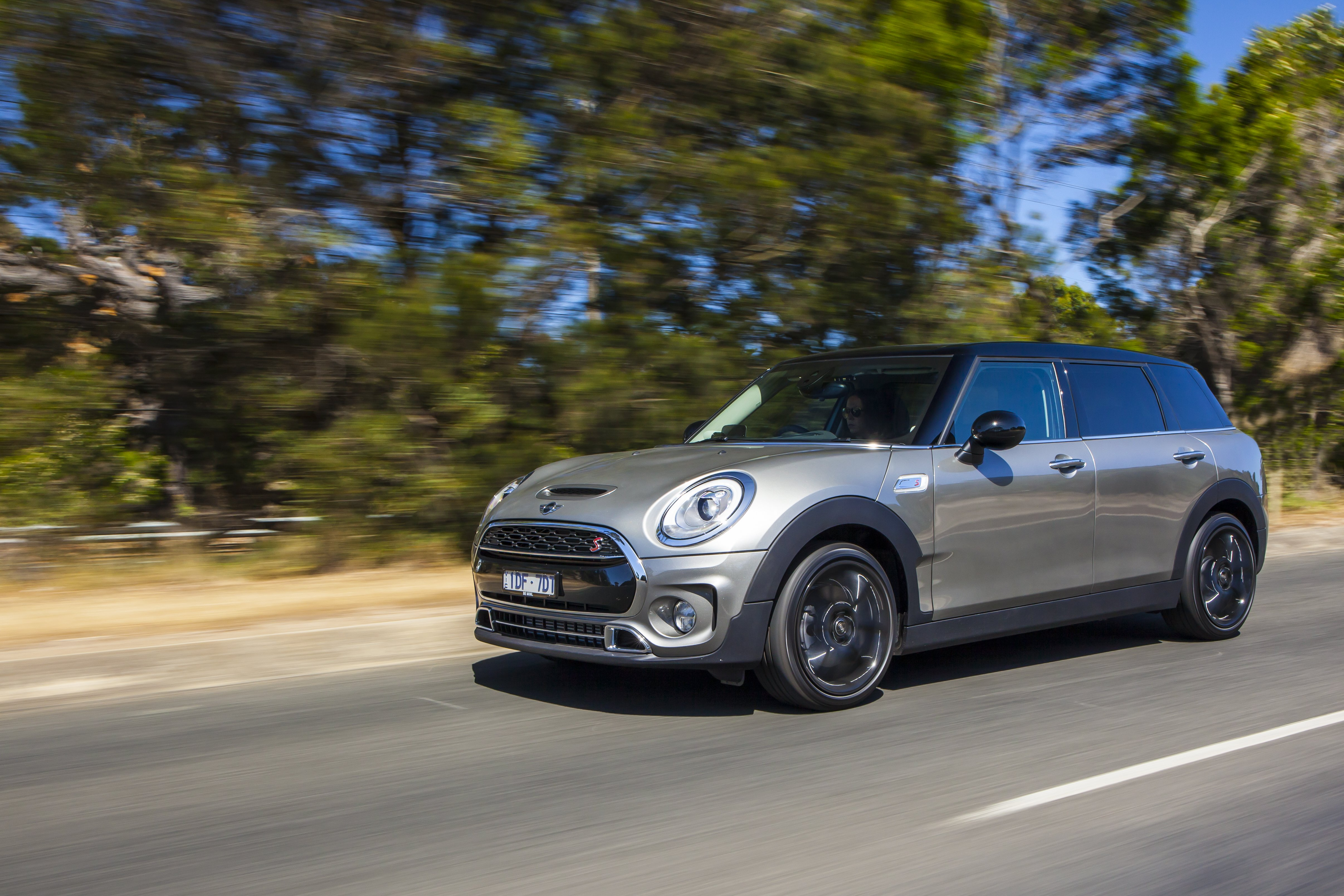 MINI One Clubman mod model