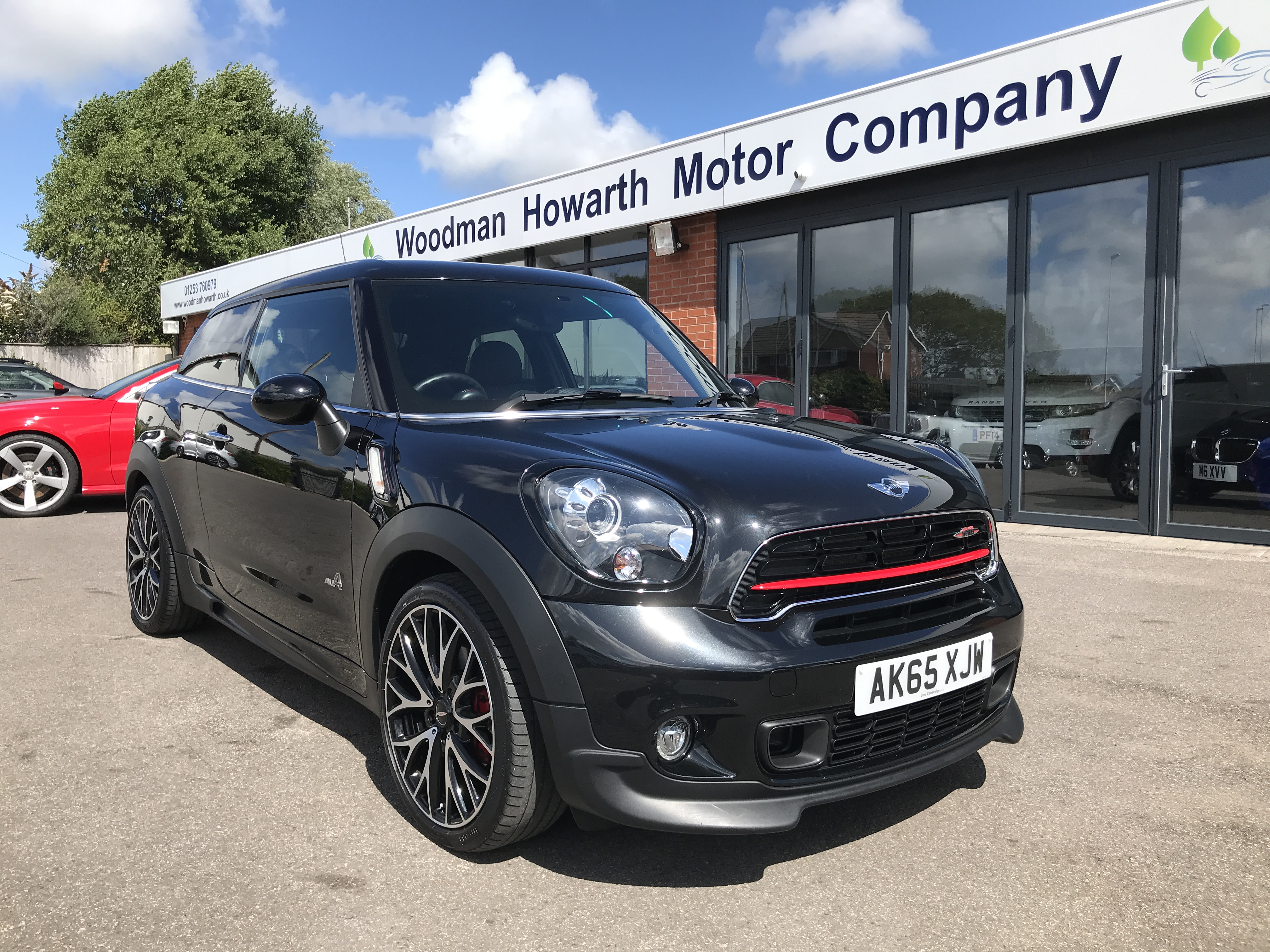 MINI John Cooper Works 4k specifications