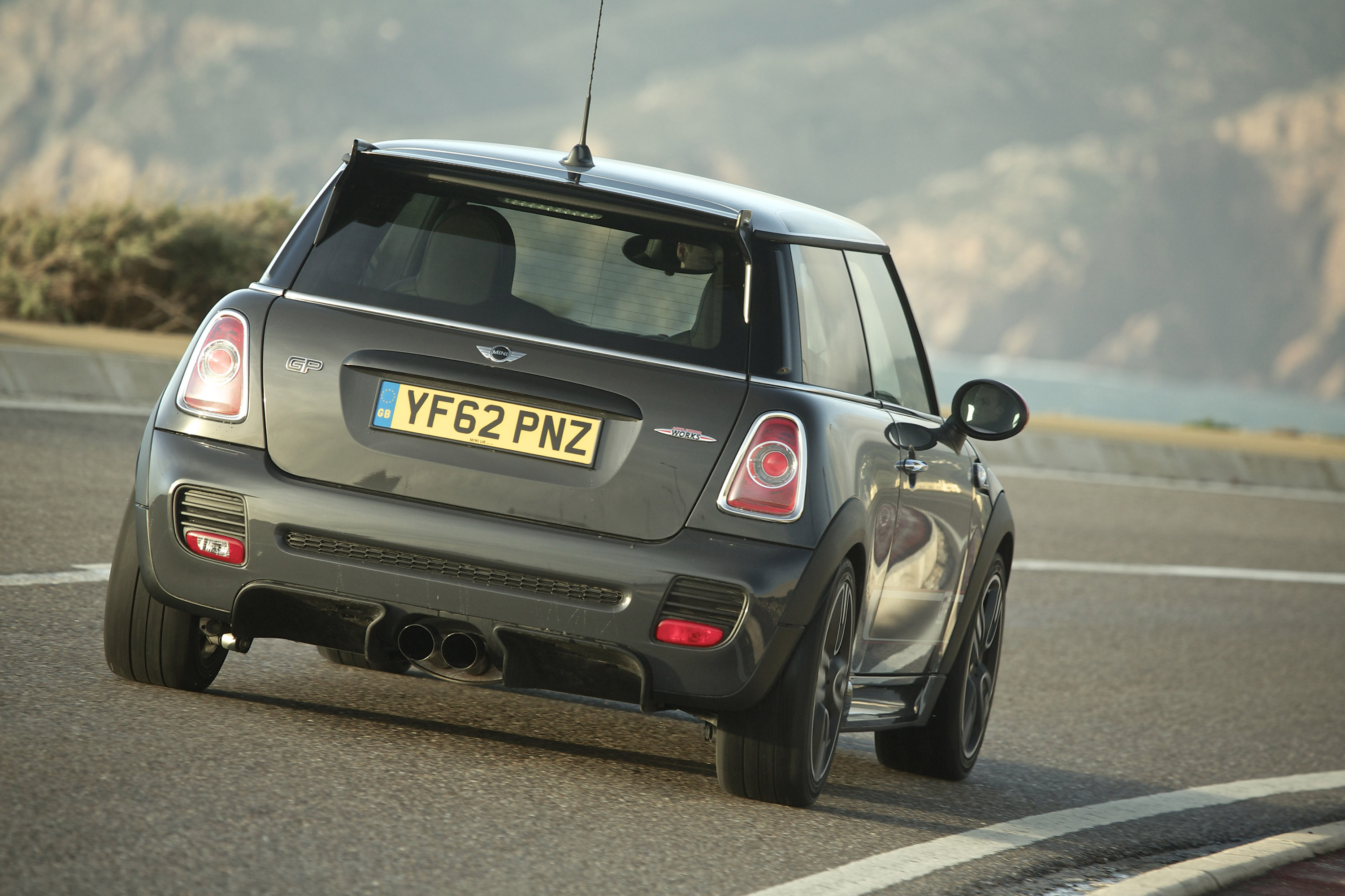 MINI John Cooper Works reviews specifications