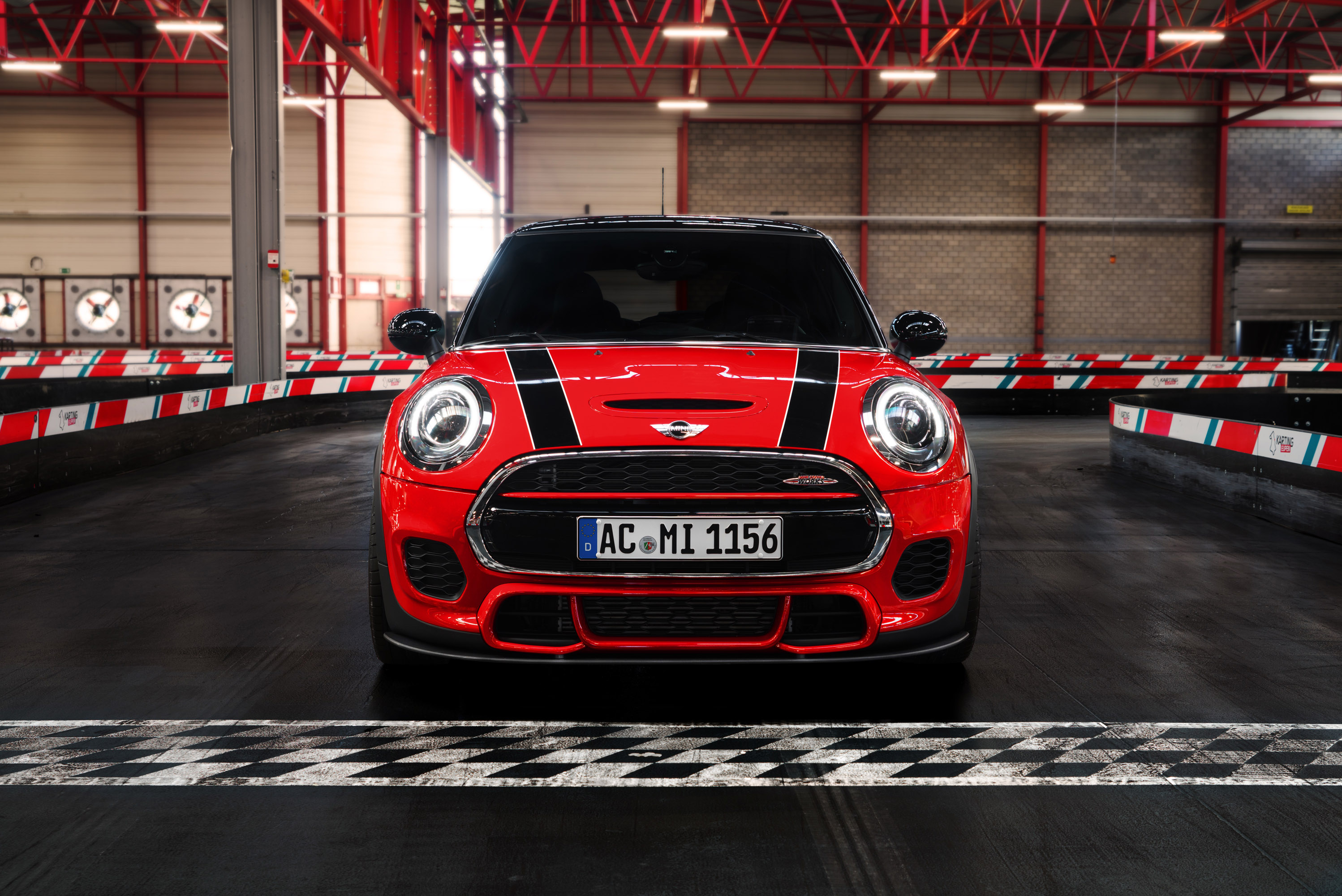MINI John Cooper Works hd 2015