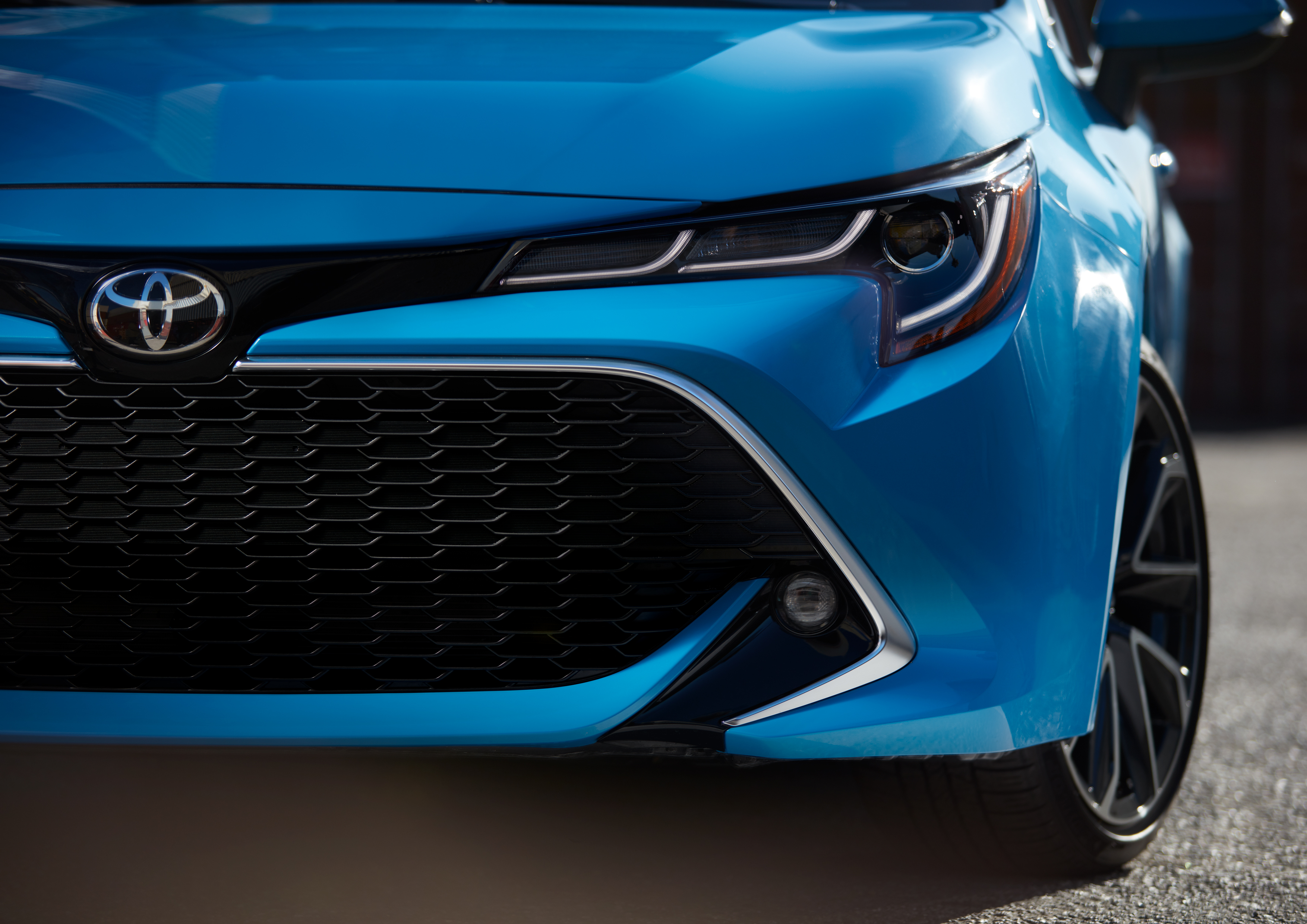 Toyota Corolla Hatchback accessories specifications