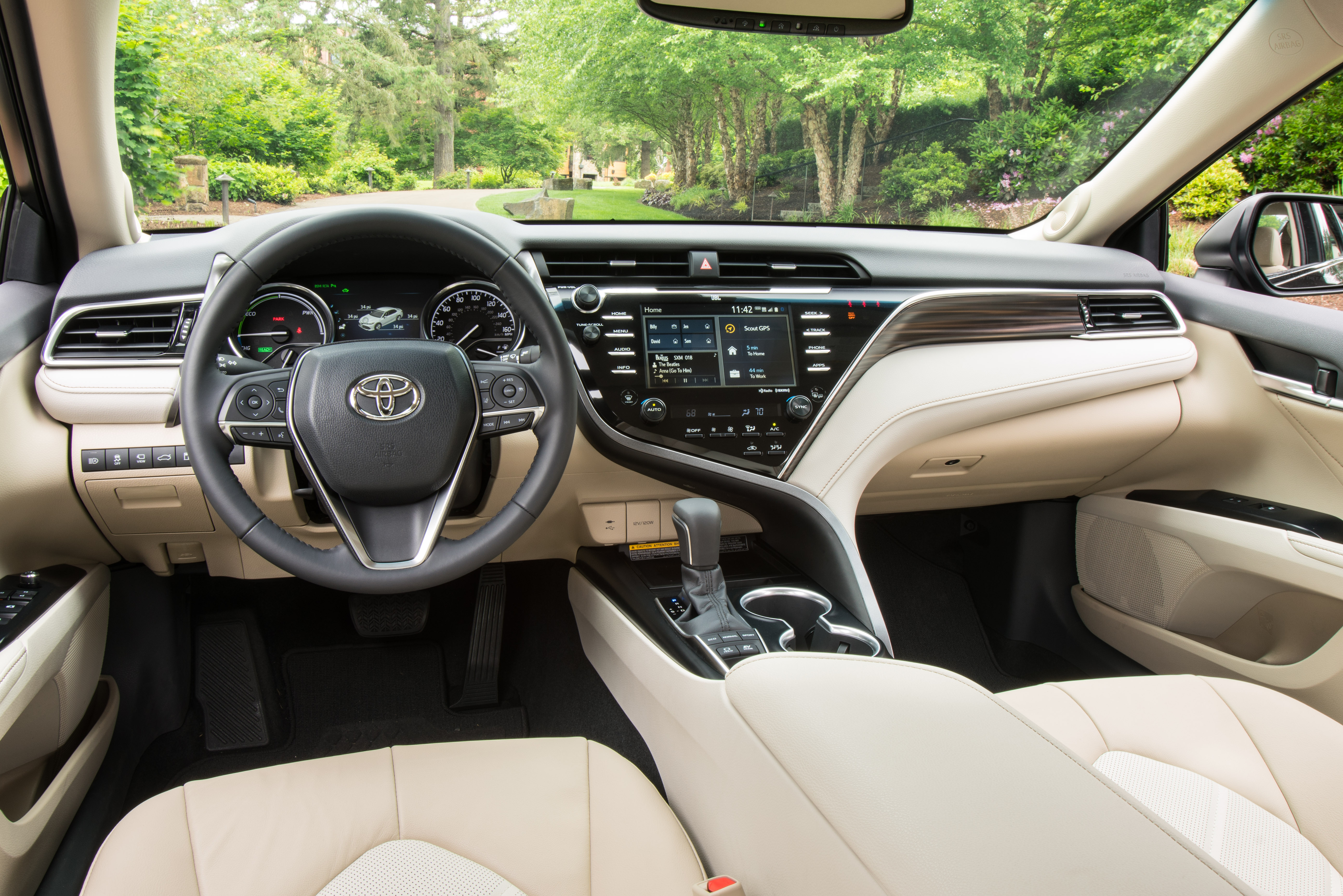 Toyota Camry best model