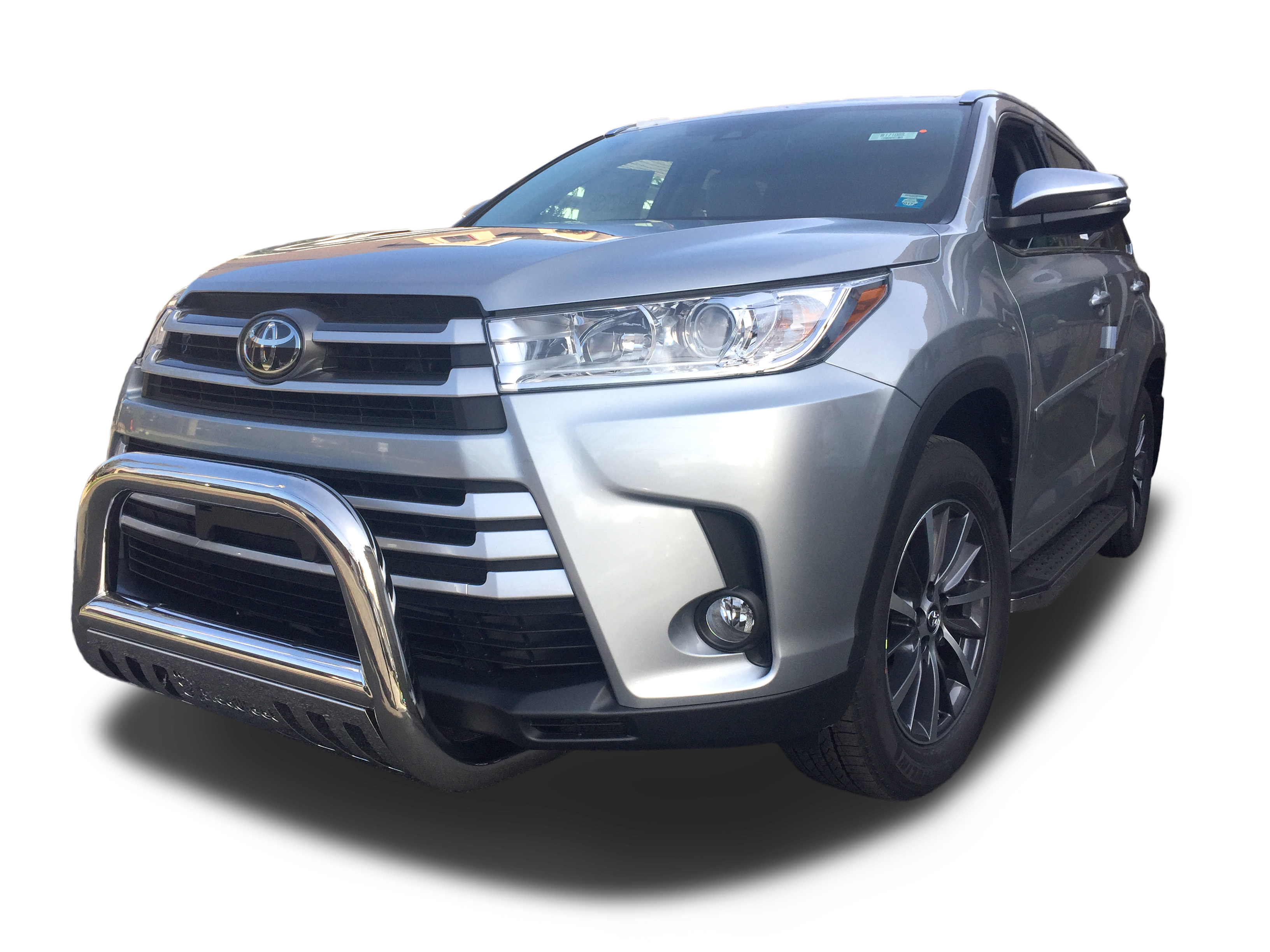 Toyota Highlander accessories restyling