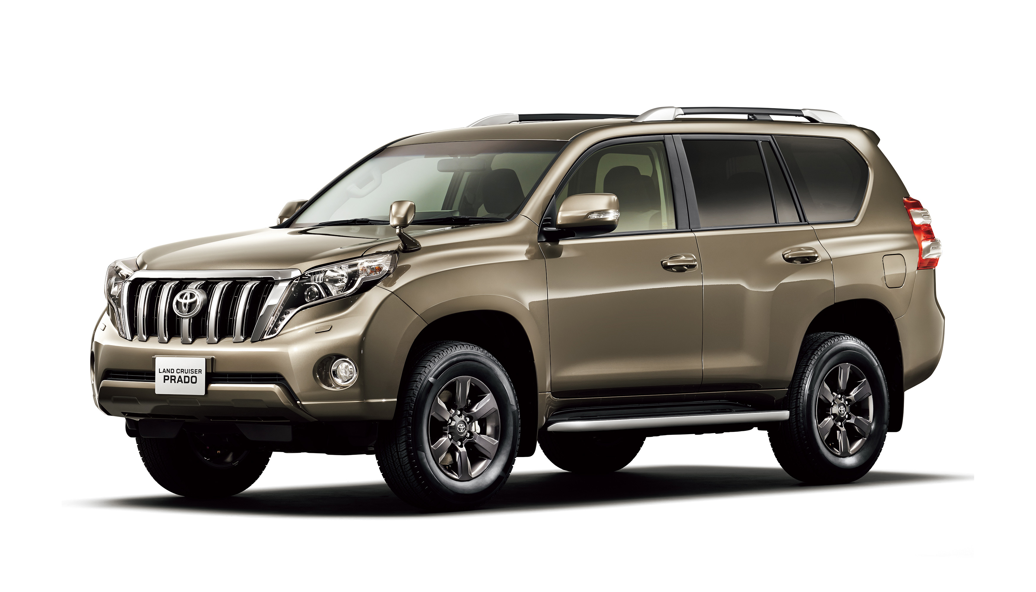 Toyota Land Cruiser Prado 150 best photo