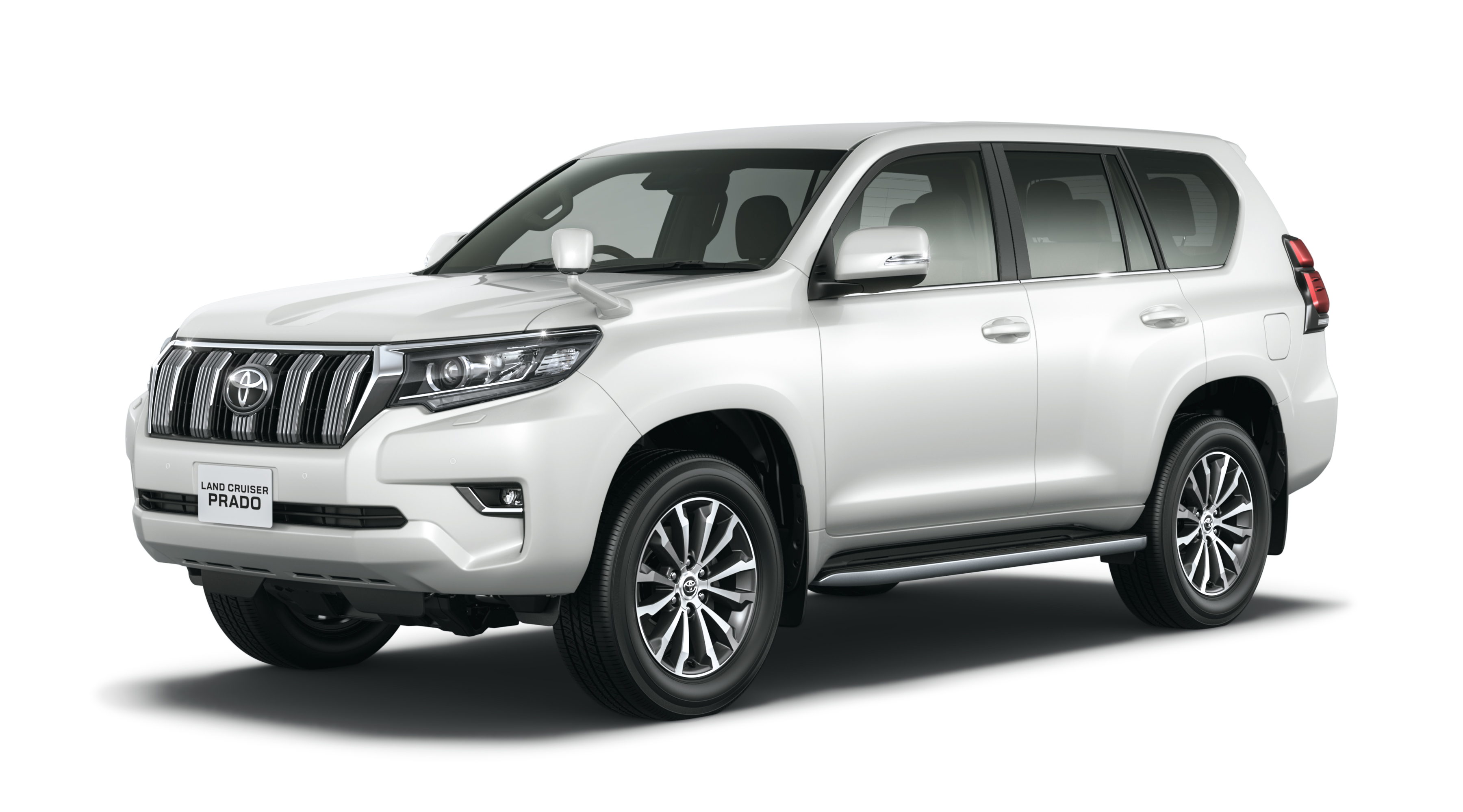 Toyota Land Cruiser Prado 150 hd model