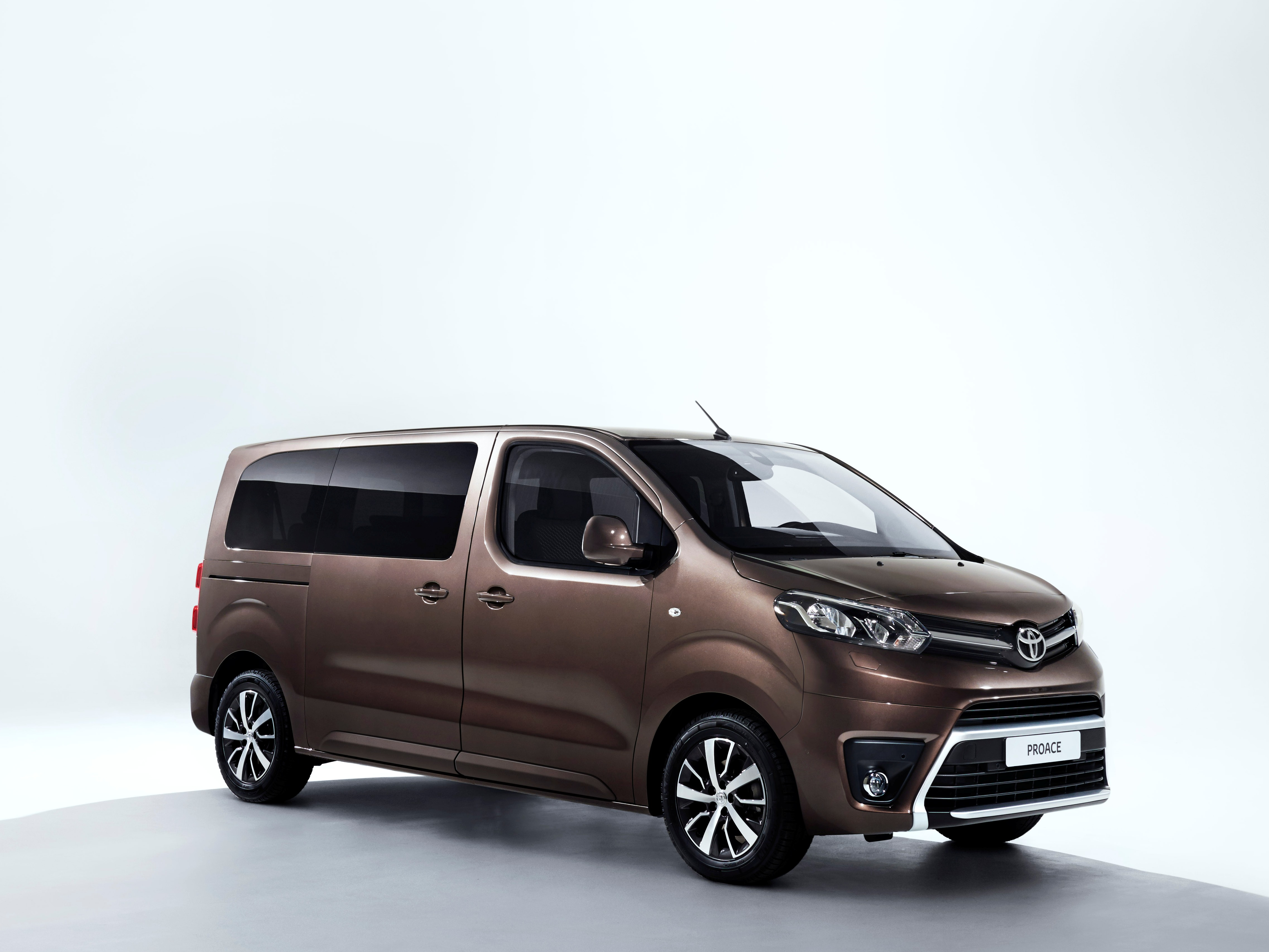 Toyota Proace Verso modern specifications