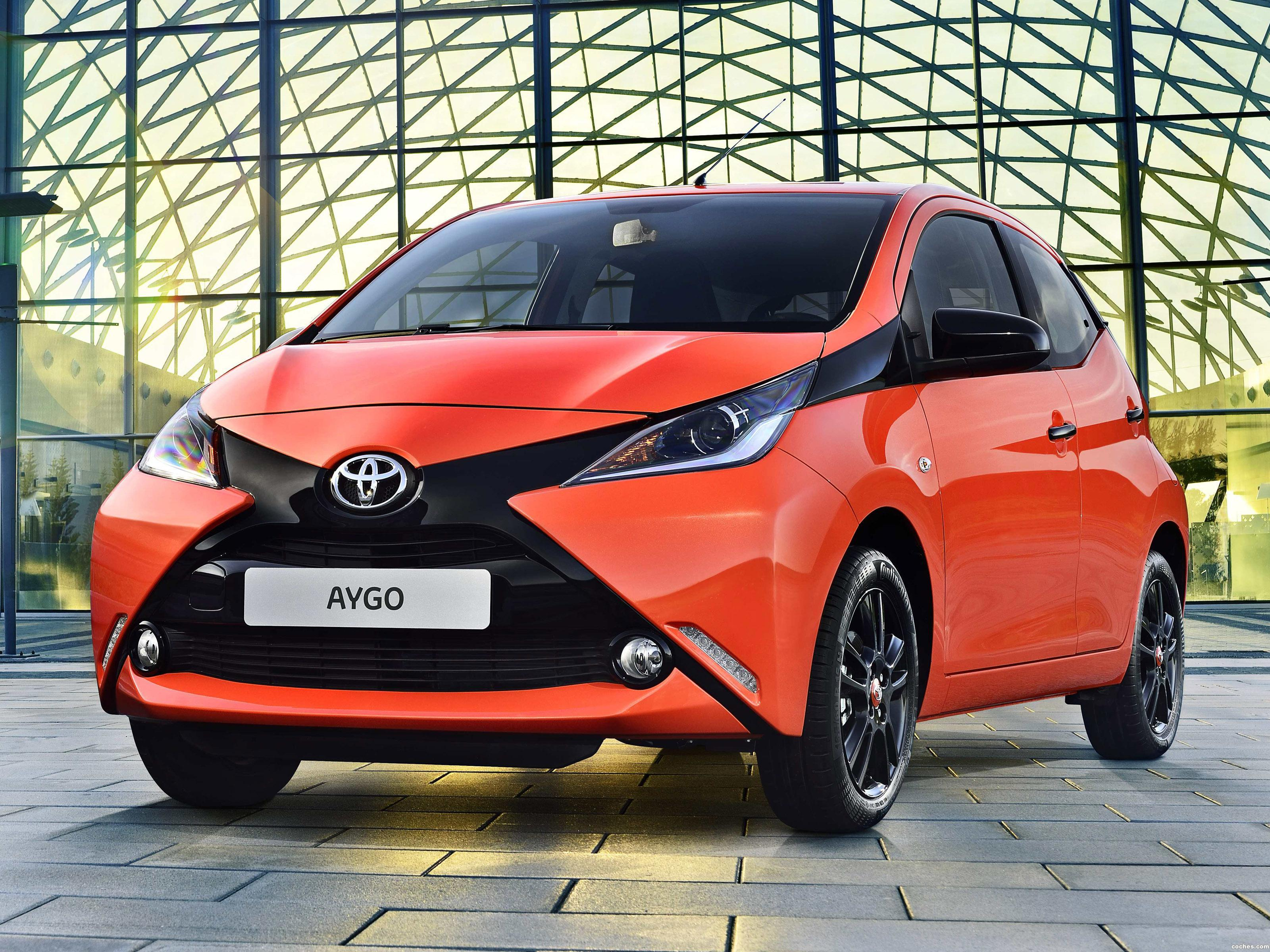 Toyota Aygo 5-door best 2018