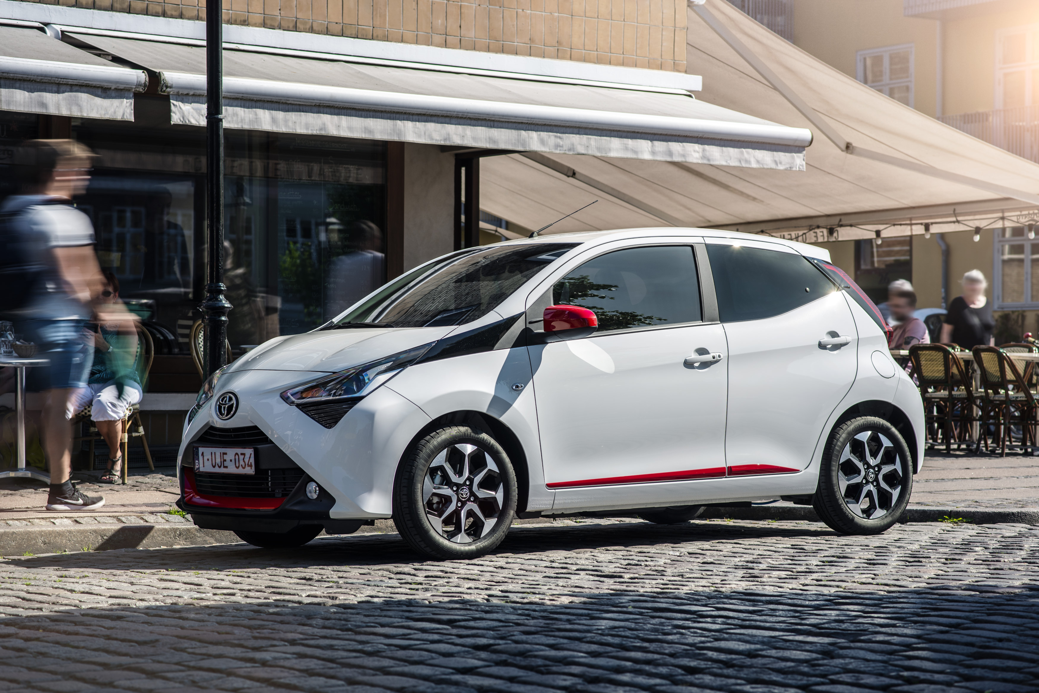 Toyota Aygo 5-door best photo