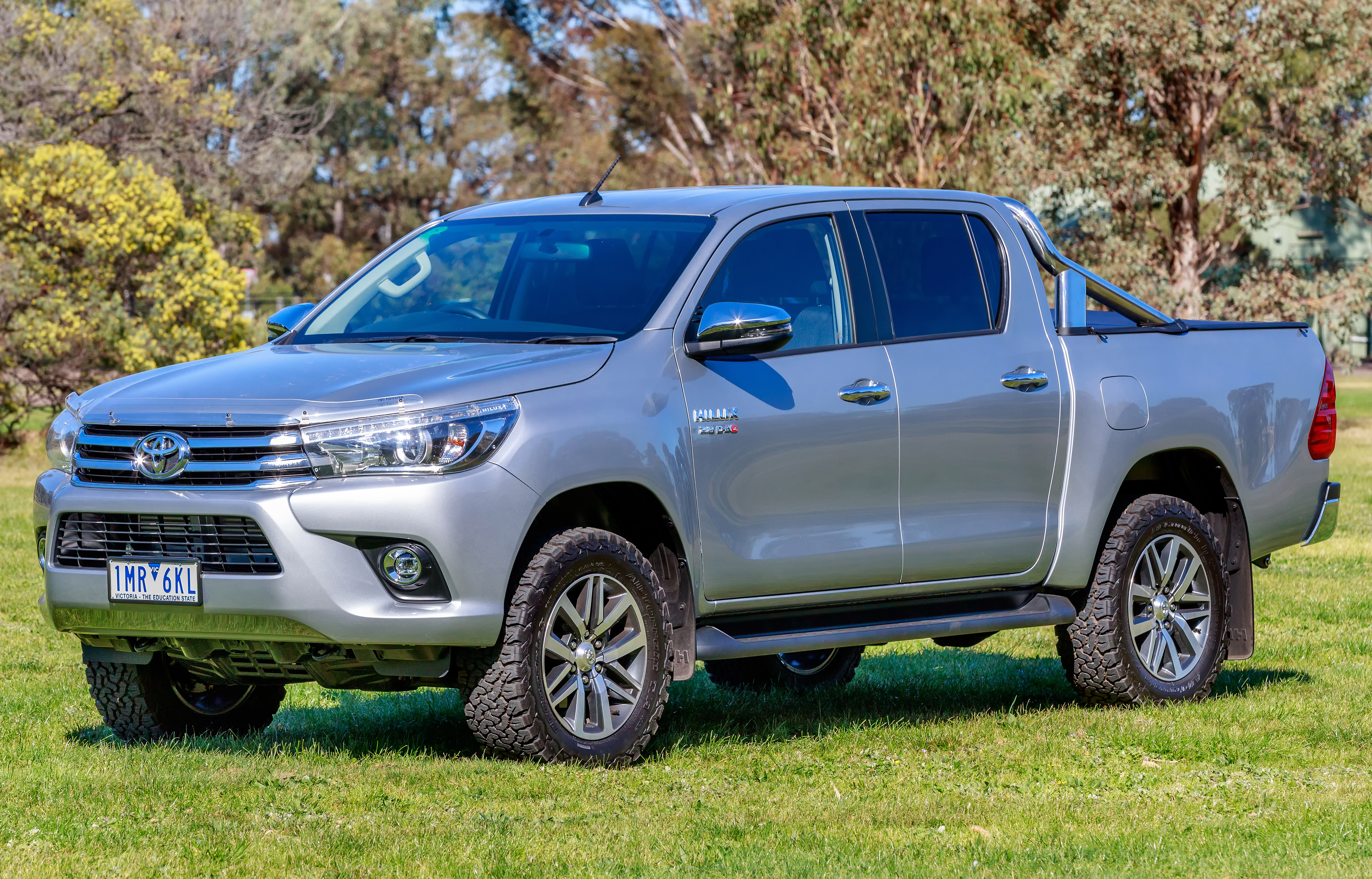 Toyota Tacoma Double Cab reviews photo