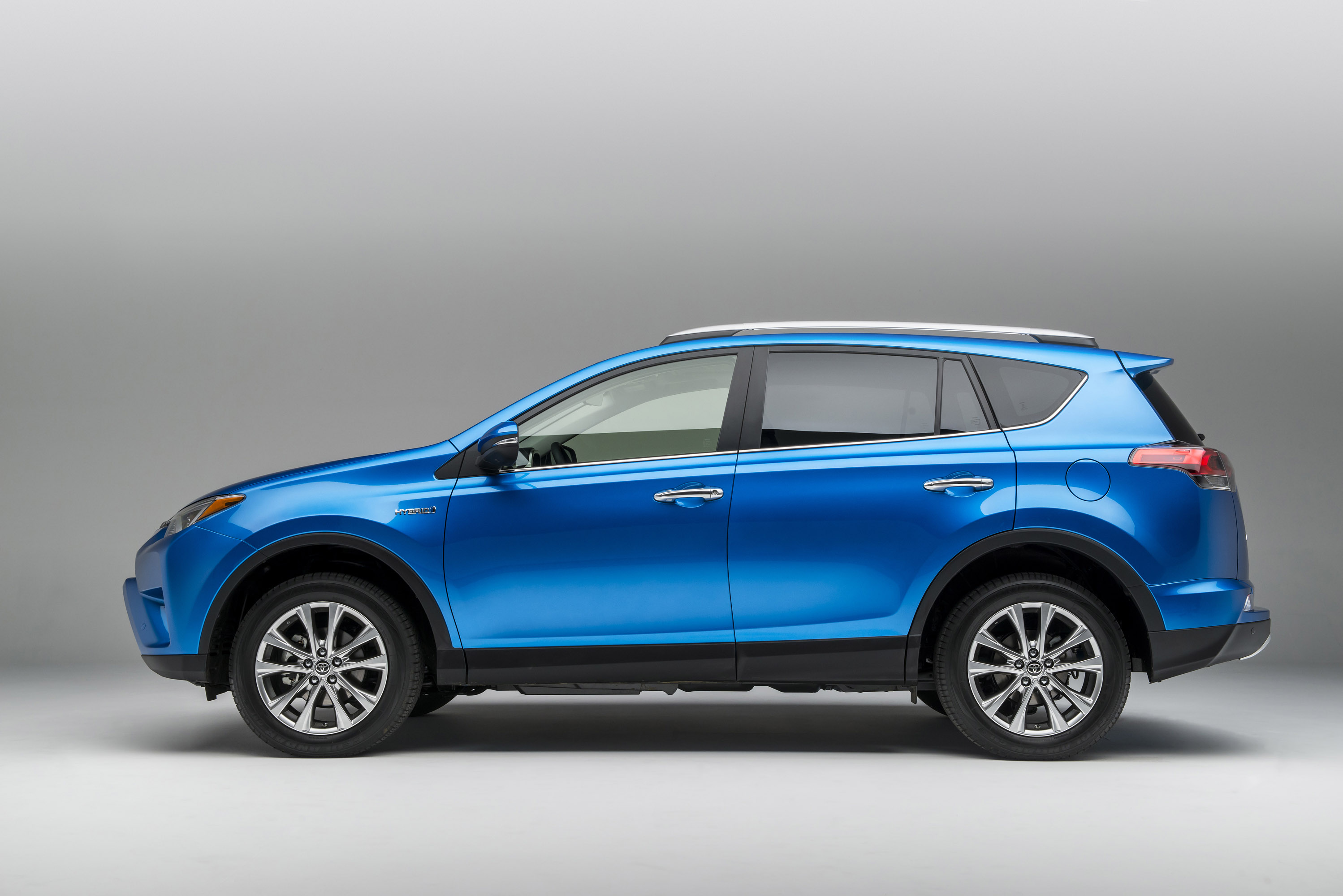 Toyota RAV4 Hybrid reviews big