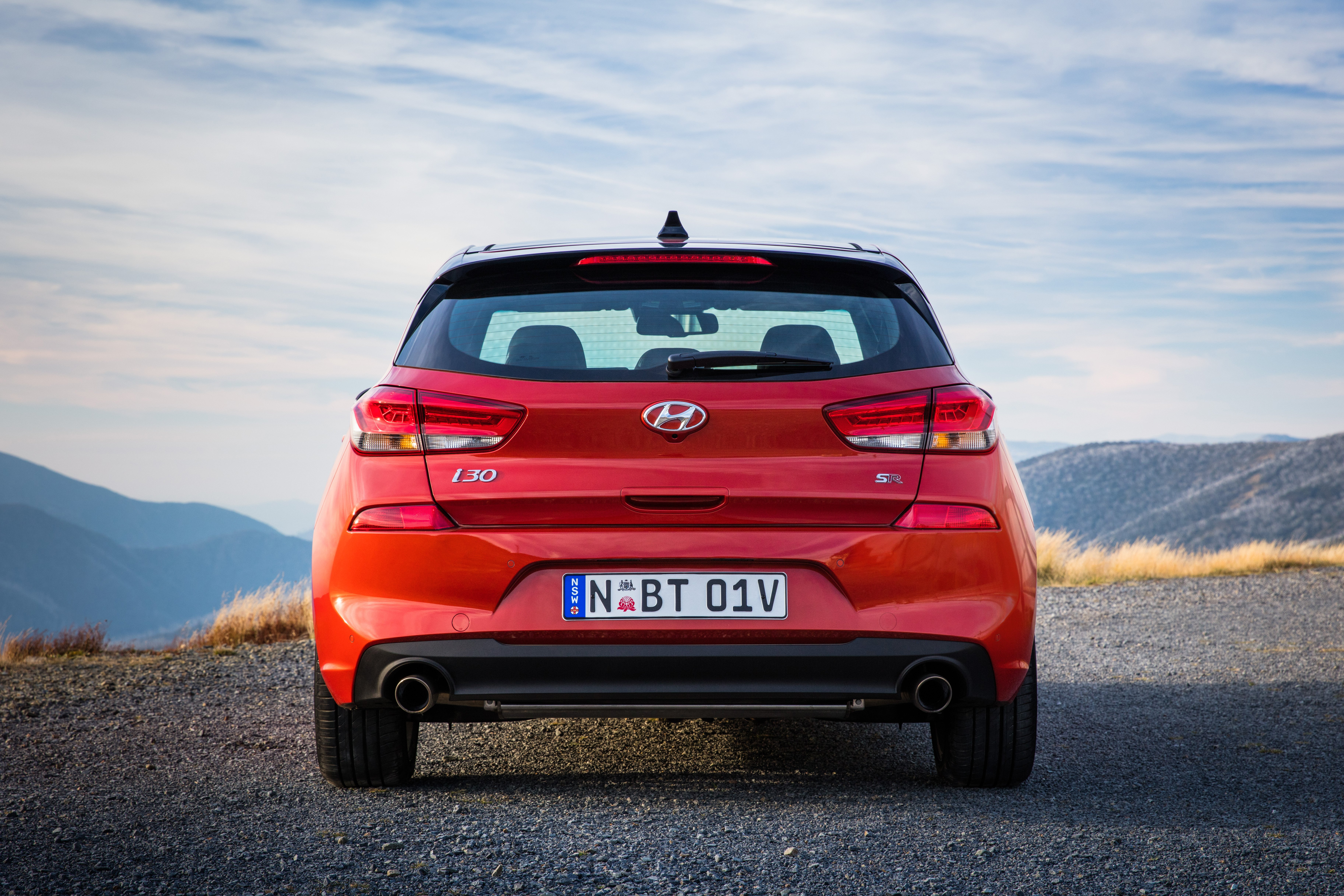 Hyundai i30 Fastback liftback specifications