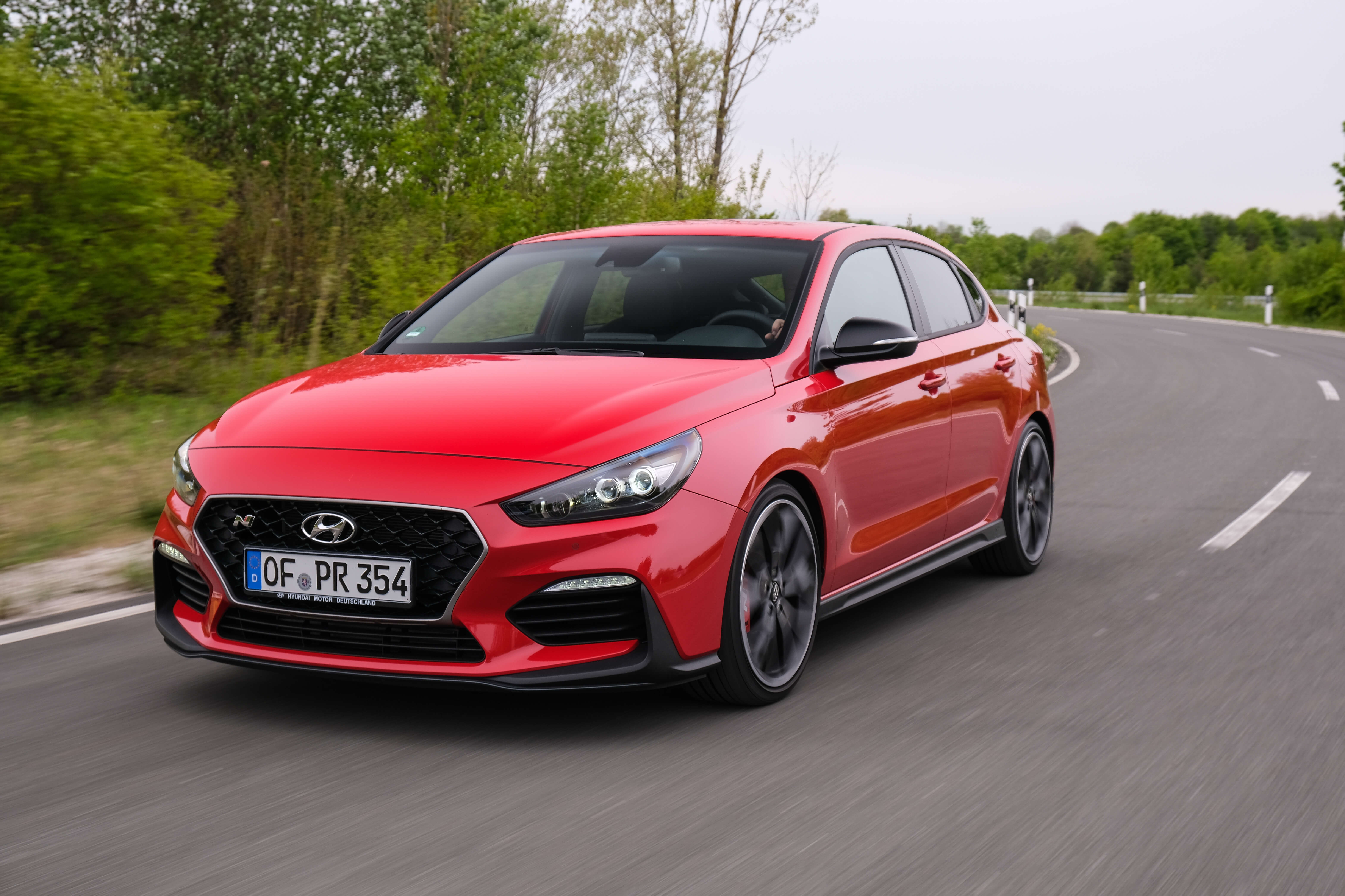 Hyundai i30 Fastback N liftback big