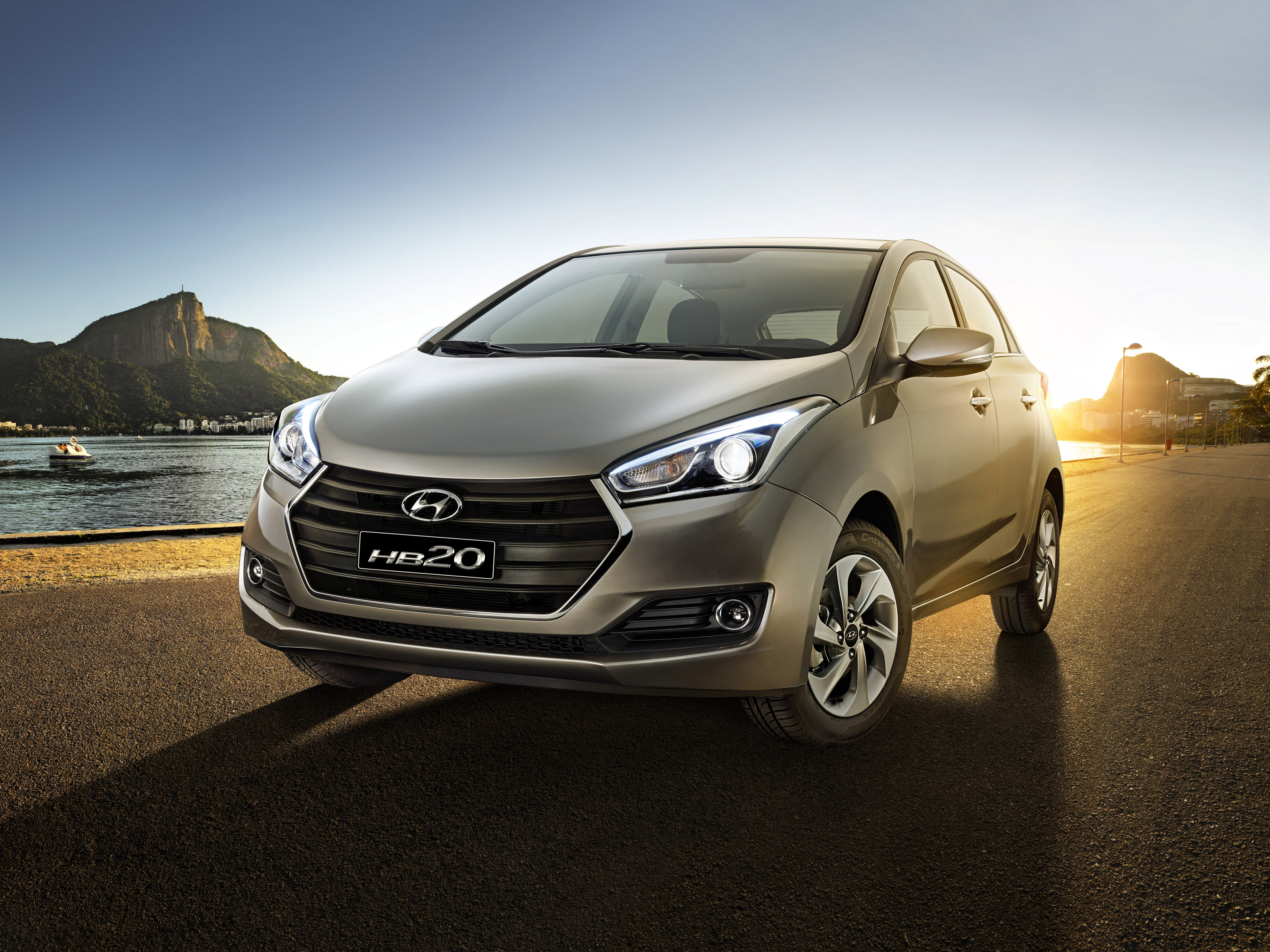 Hyundai HB20 best photo