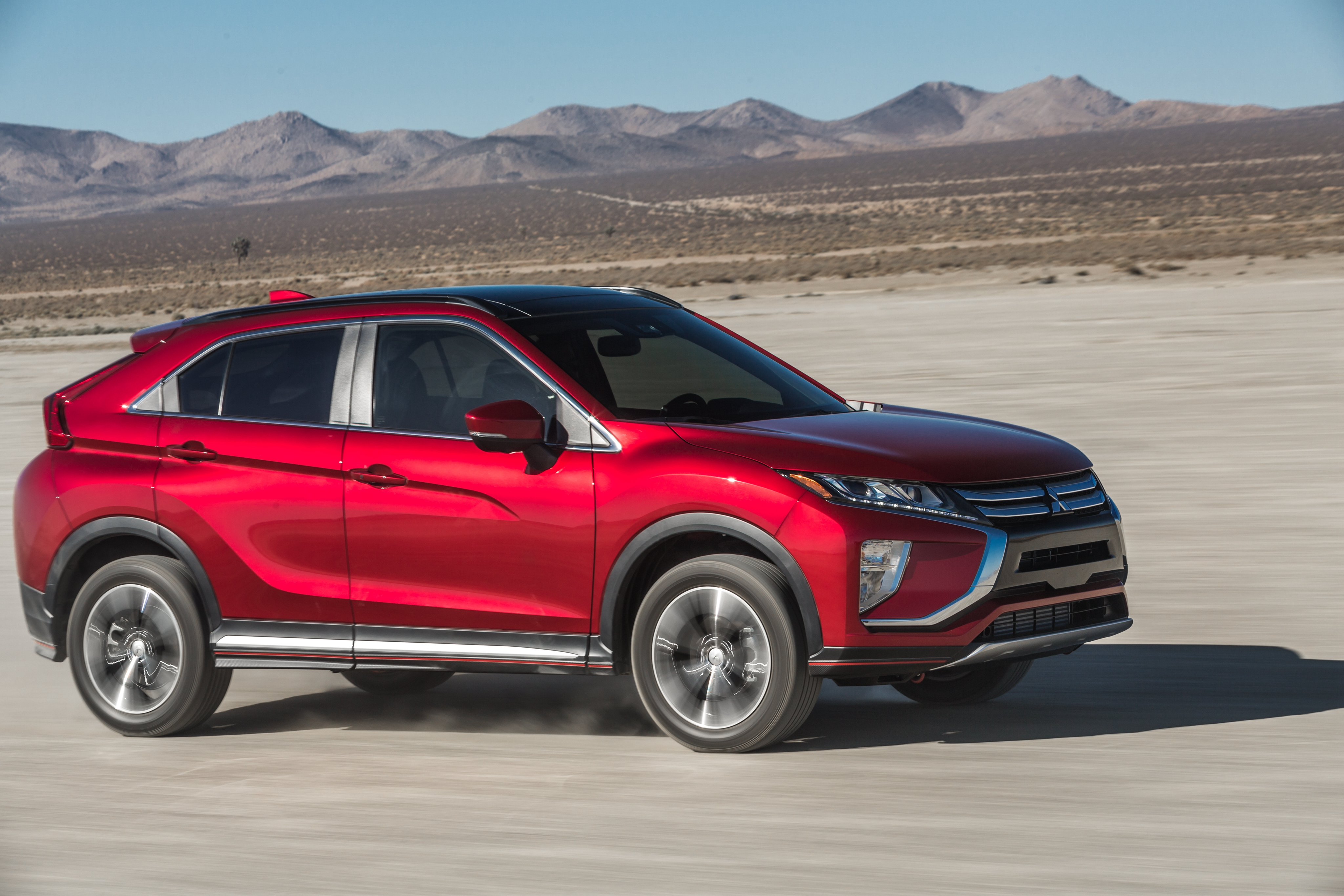 Mitsubishi Eclipse Cross mod specifications