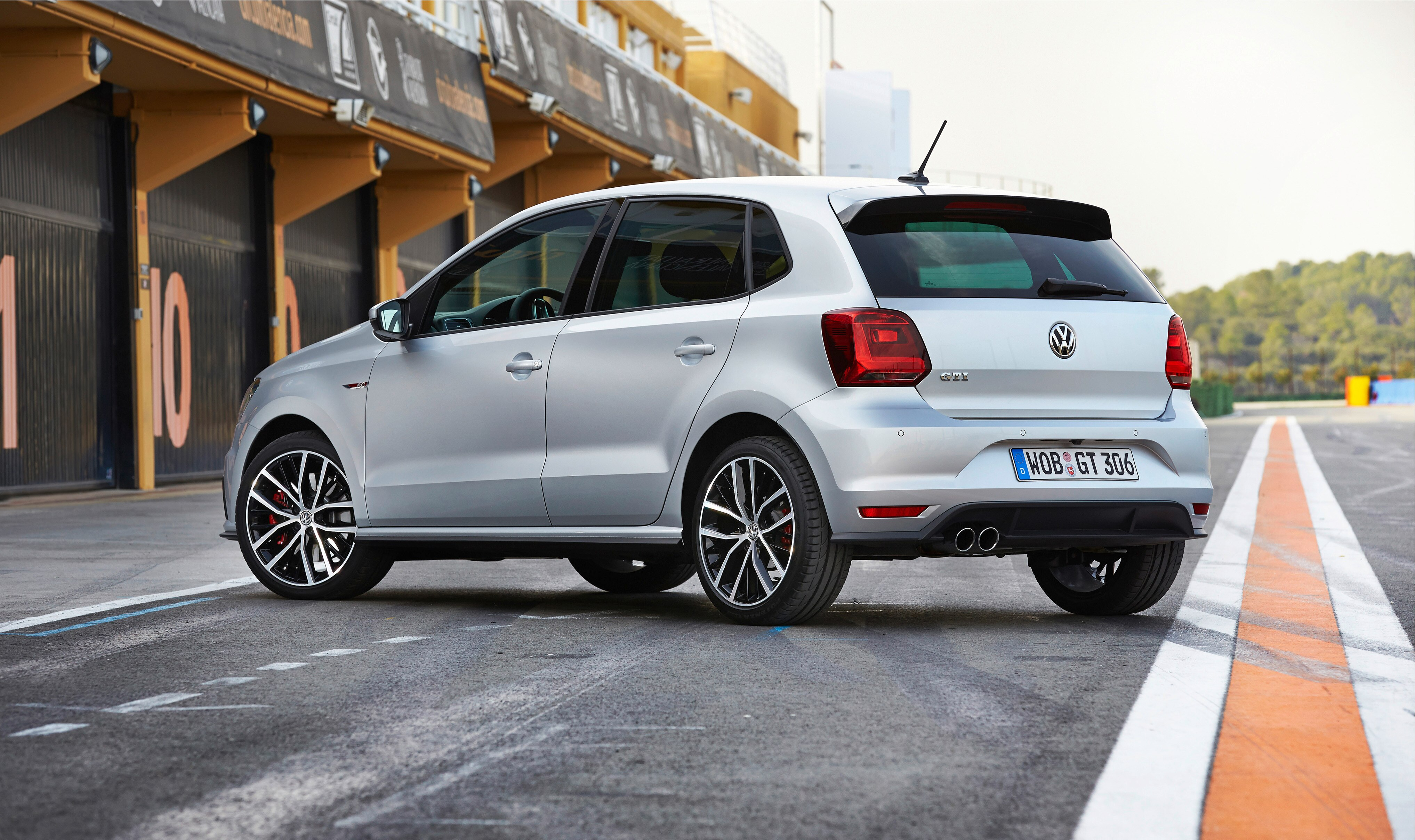 Volkswagen Polo GTI mod specifications