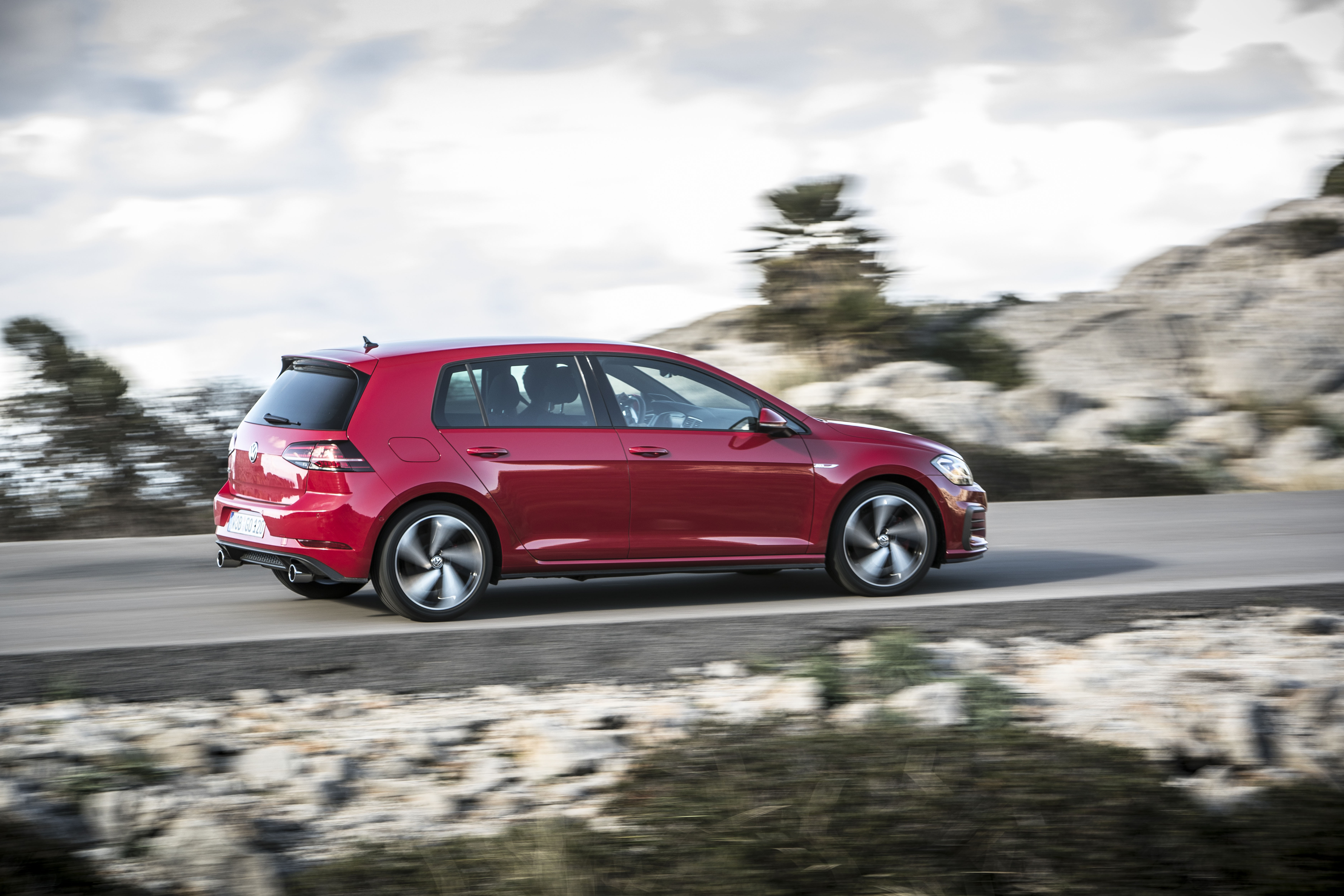 Volkswagen Golf GTI hd restyling