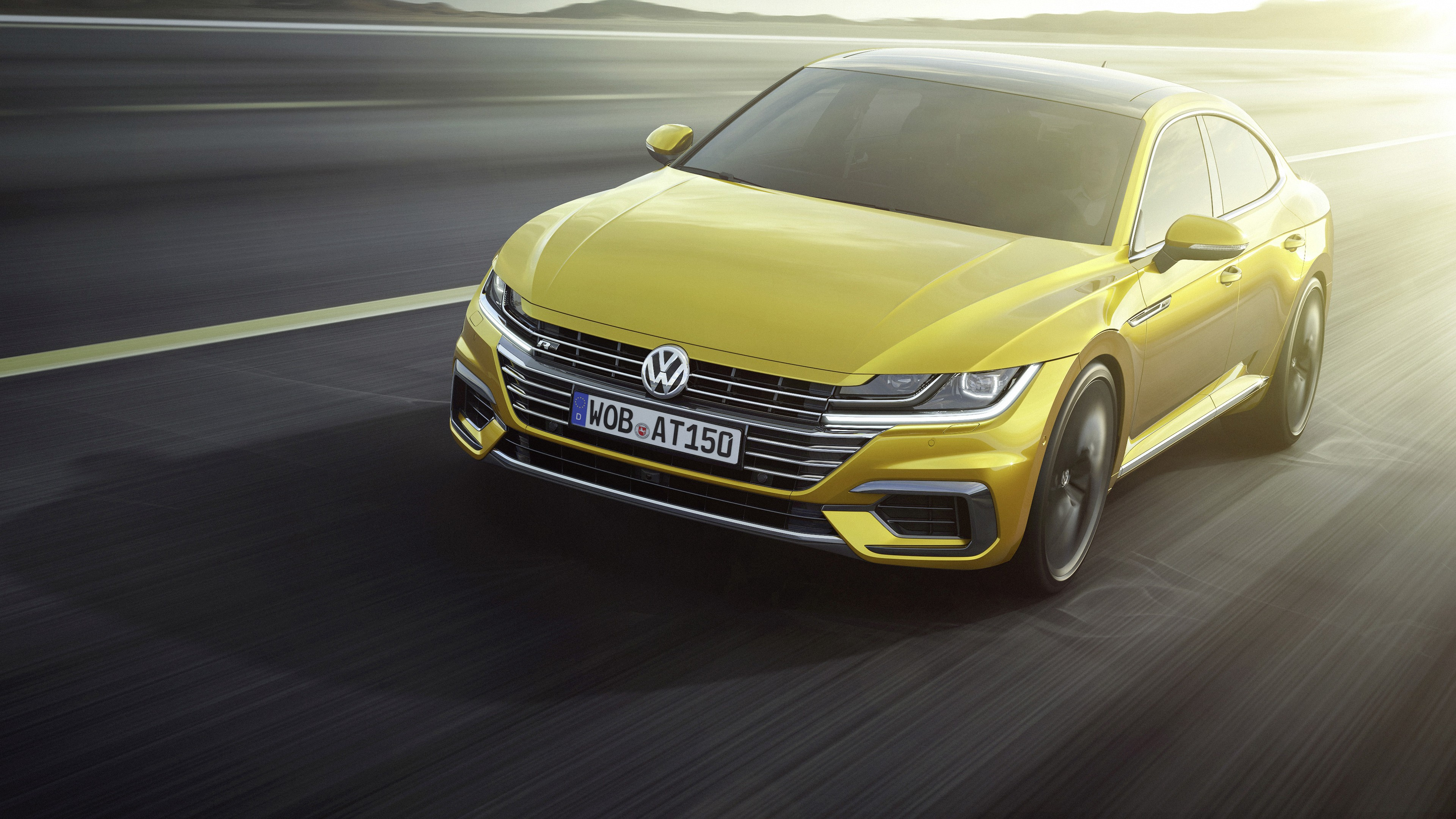 Volkswagen Arteon exterior photo