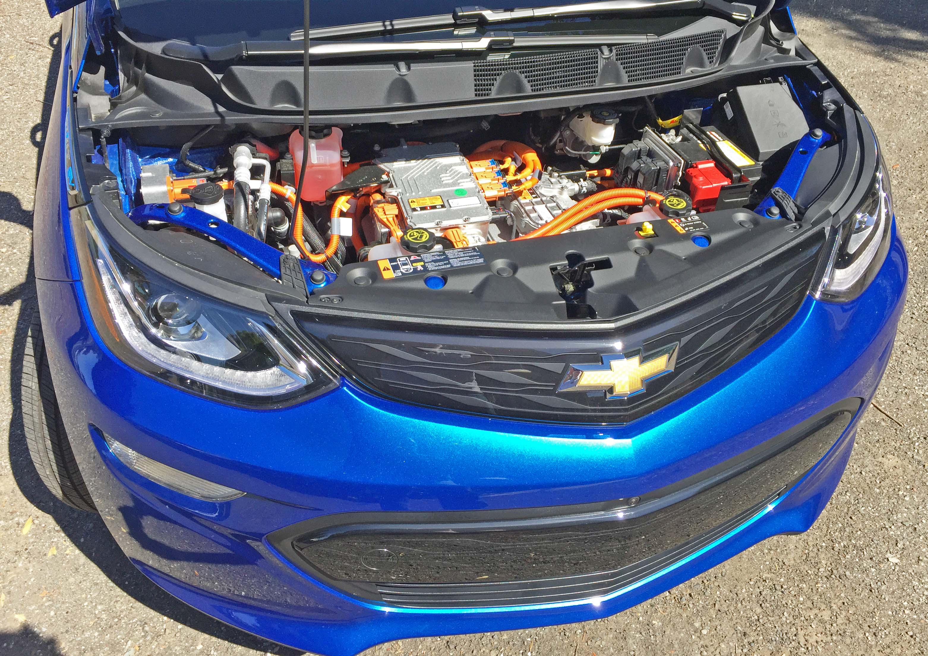 Chevrolet Bolt EV mod photo