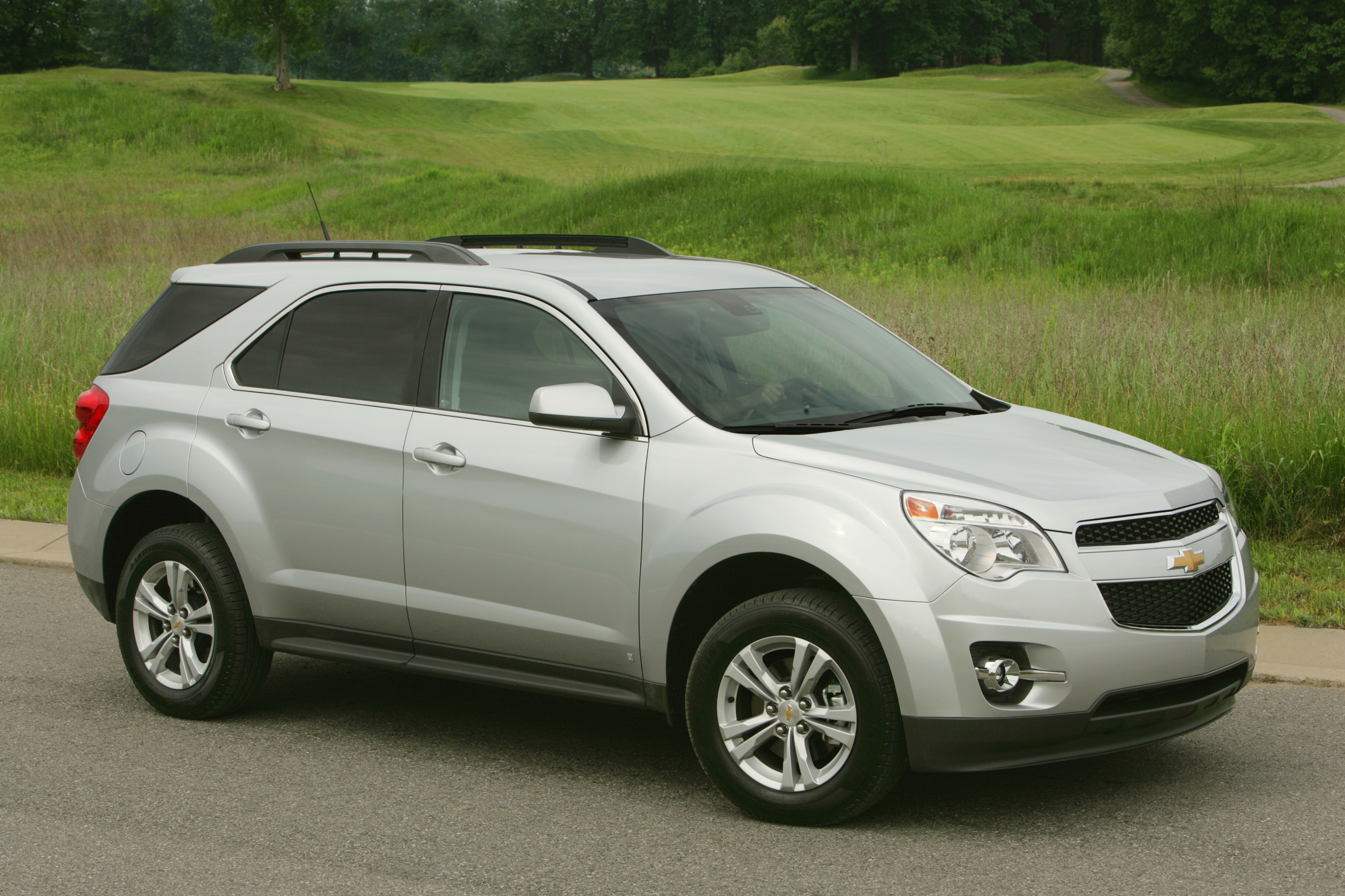 Chevrolet Equinox mod model