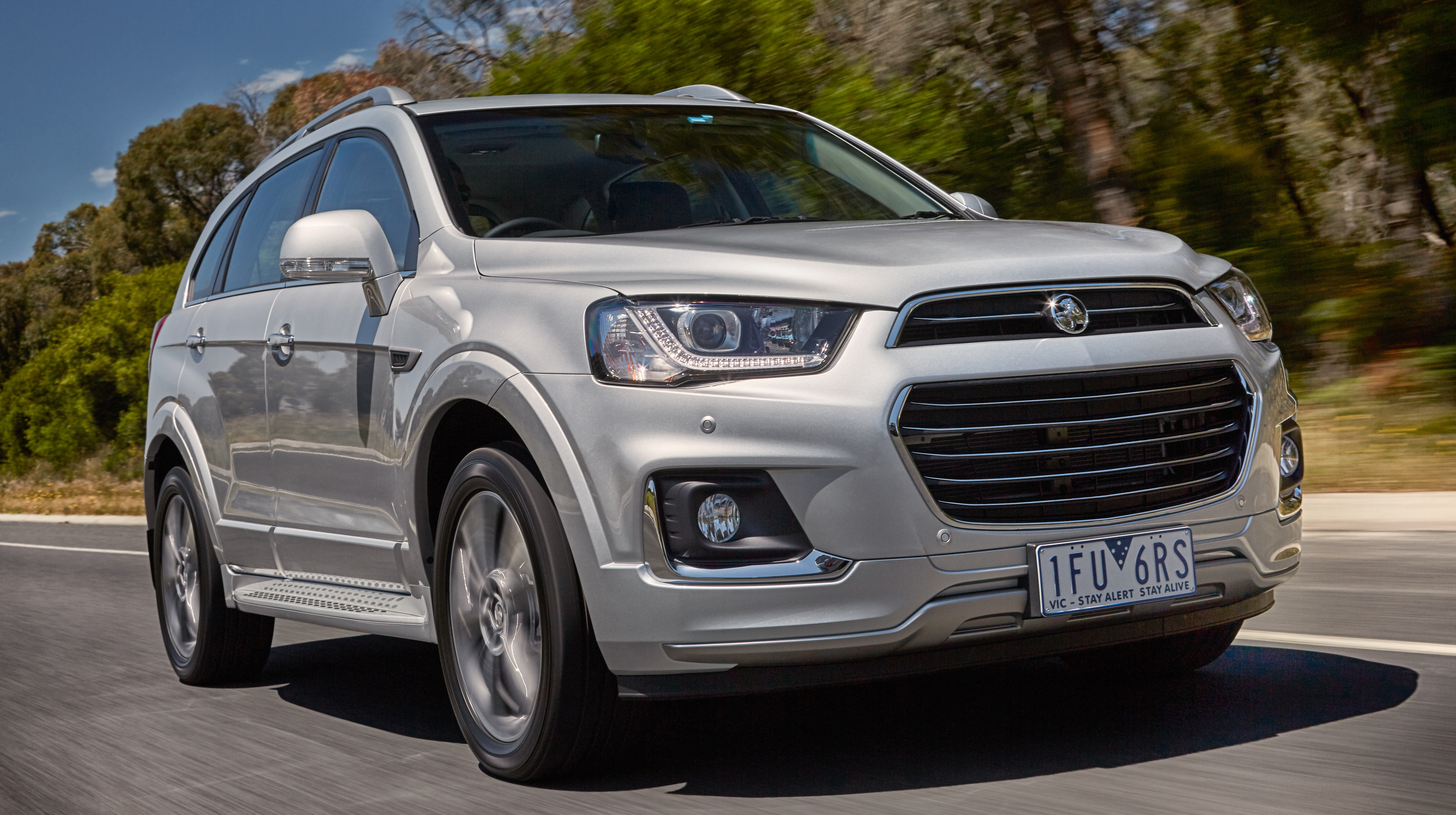 Chevrolet Captiva exterior photo