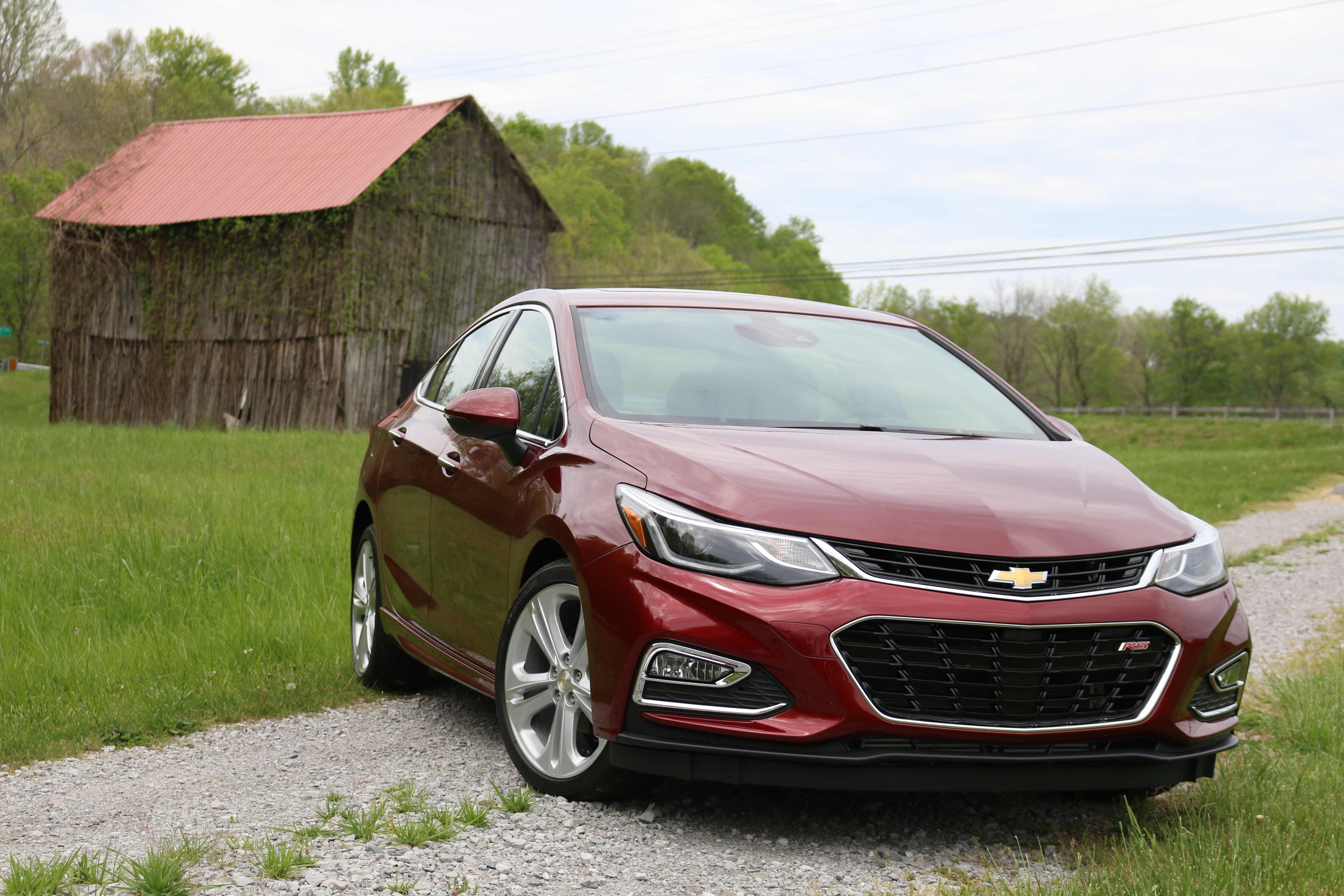 Chevrolet Cruze Hatchback mod specifications