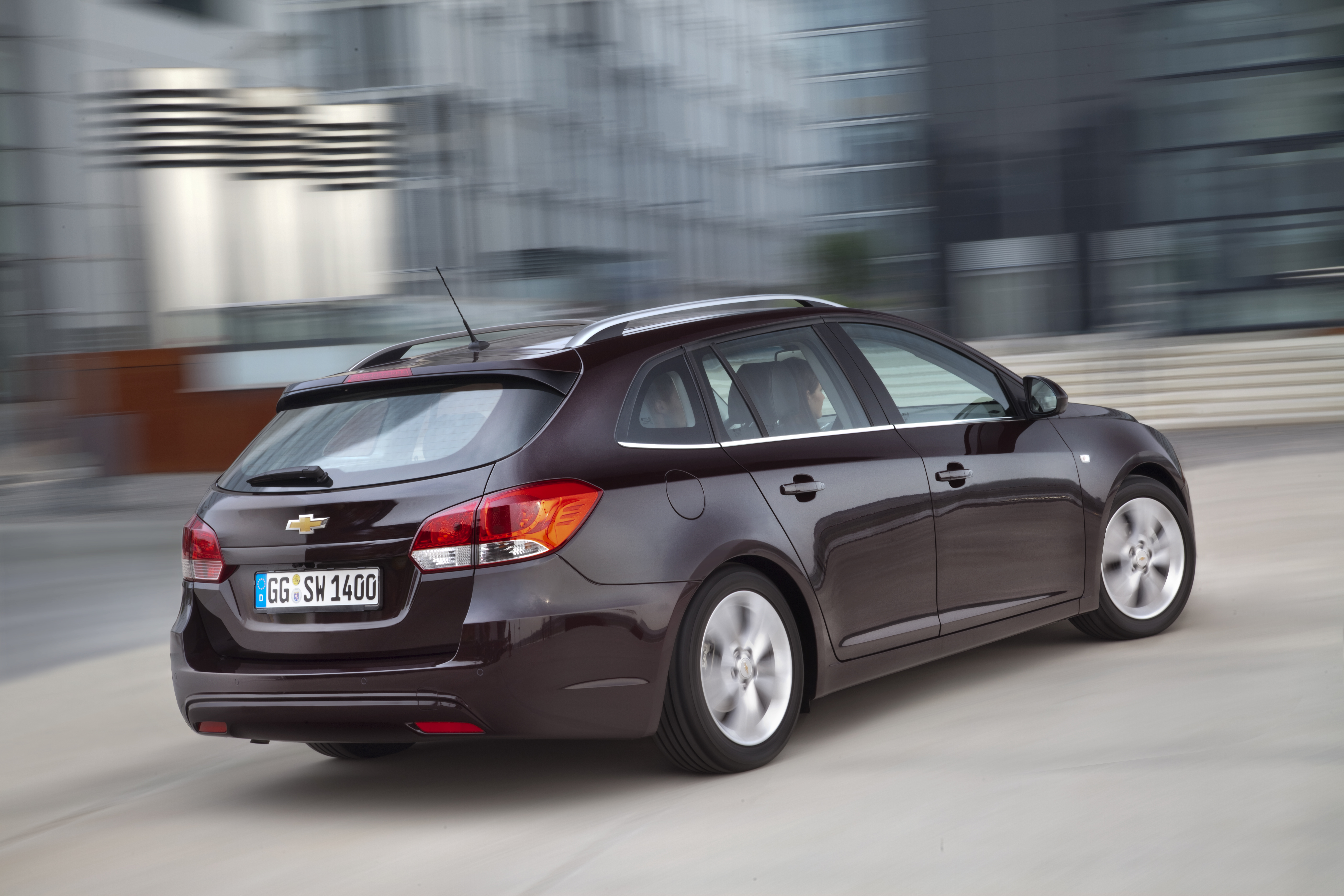 Chevrolet Cruze Station Wagon exterior specifications