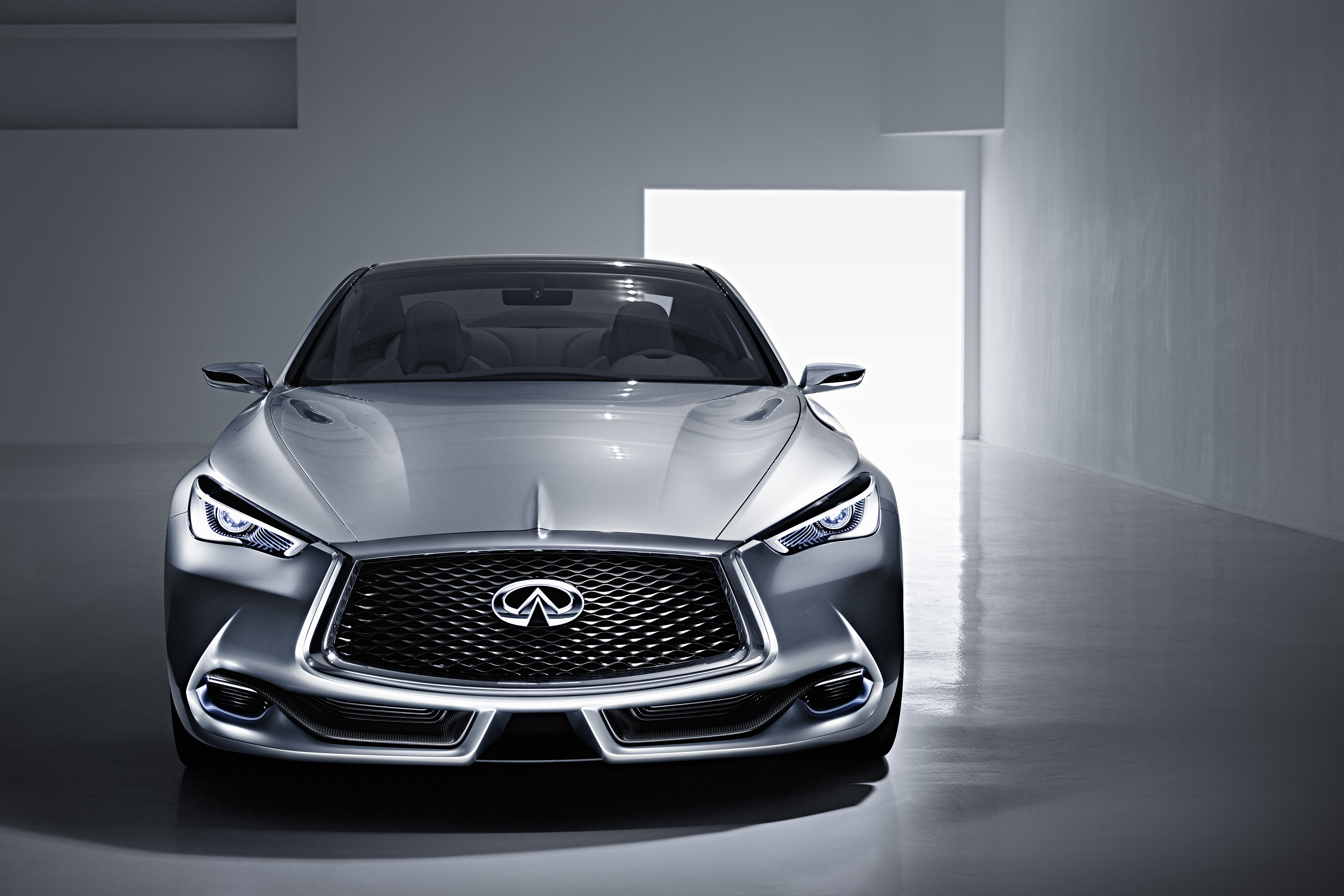 Infiniti Q60 Coupe mod specifications