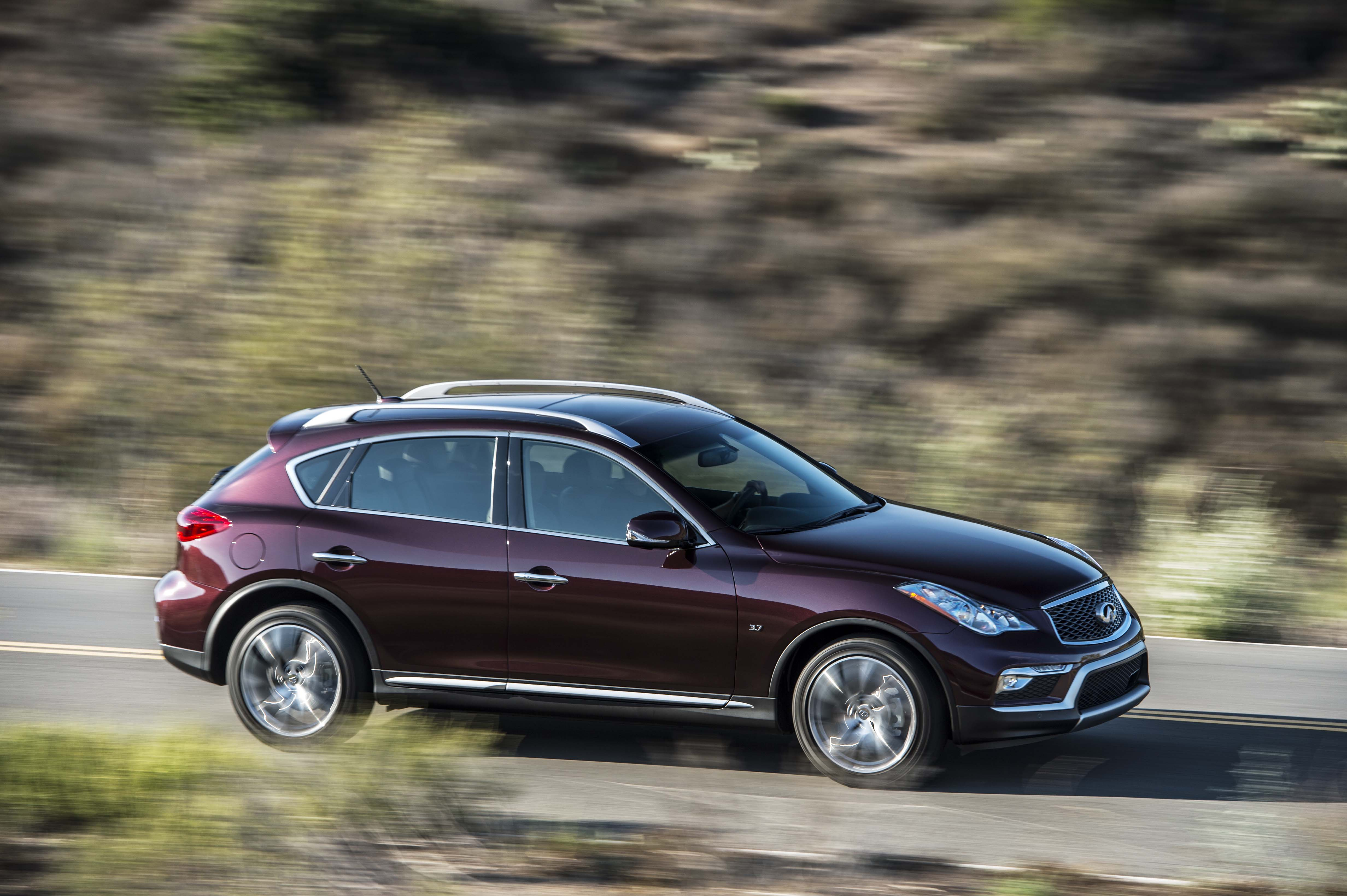 Infiniti QX50 accessories restyling