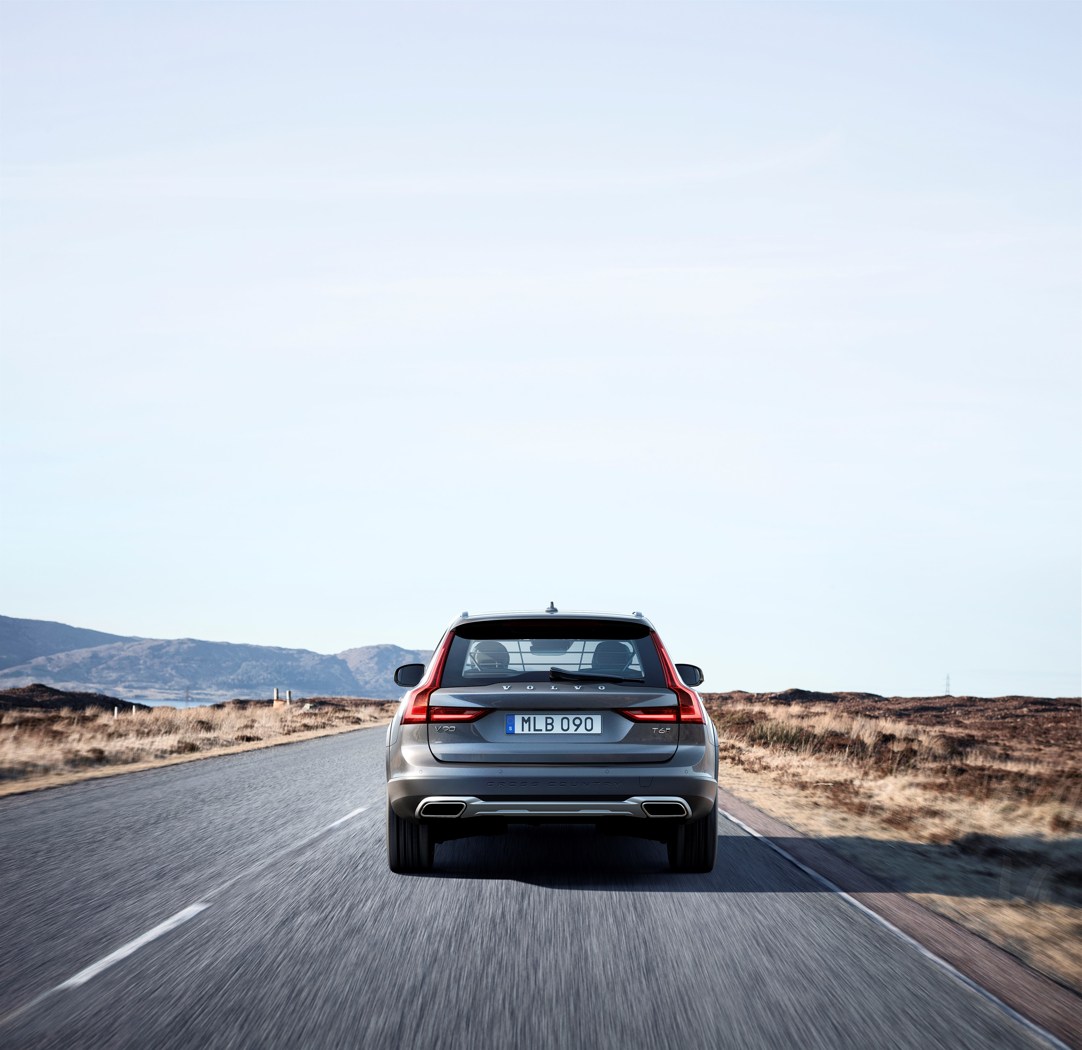 Volvo V90 Cross Country accessories 2016