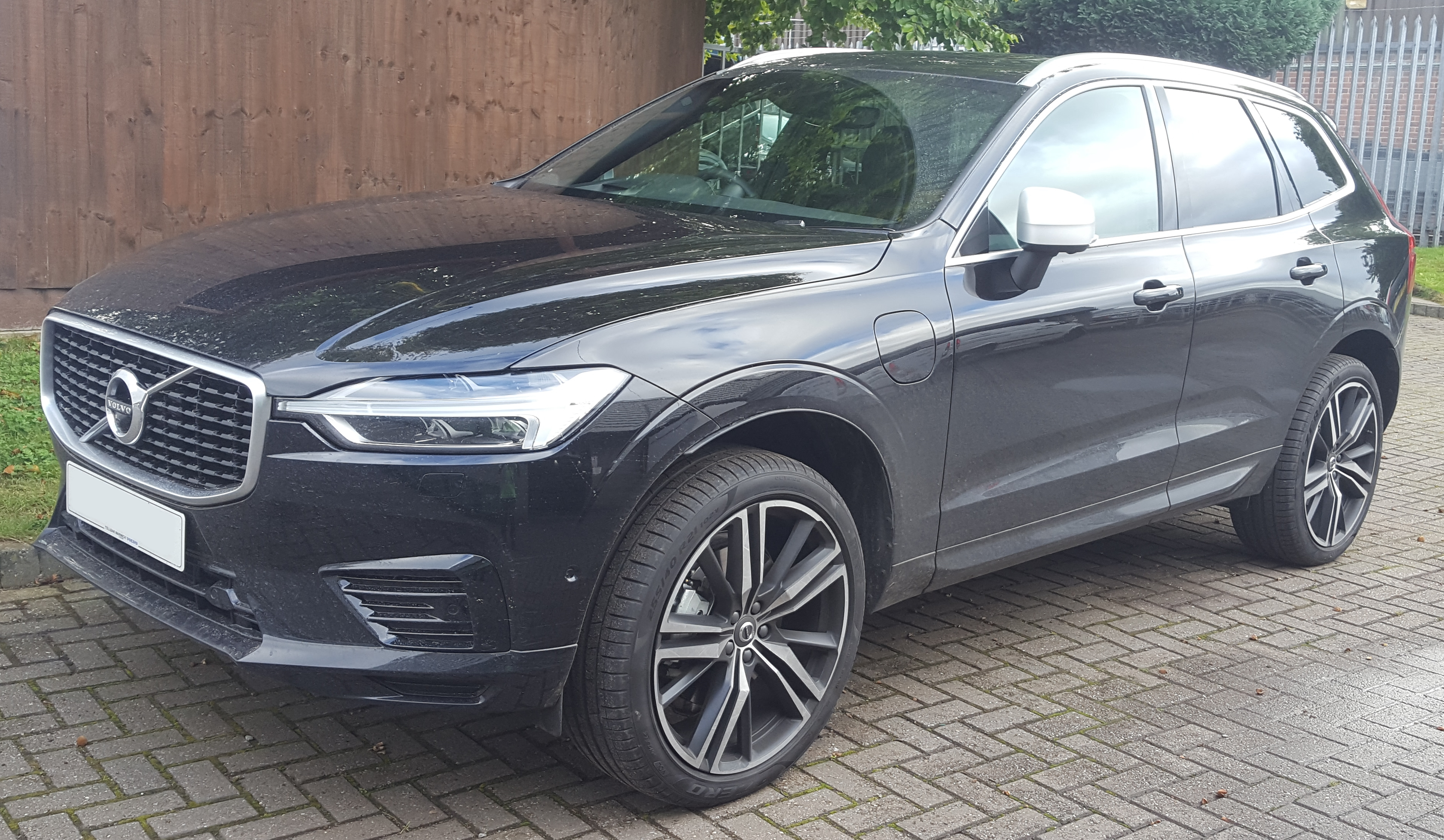 Volvo XC60 best specifications