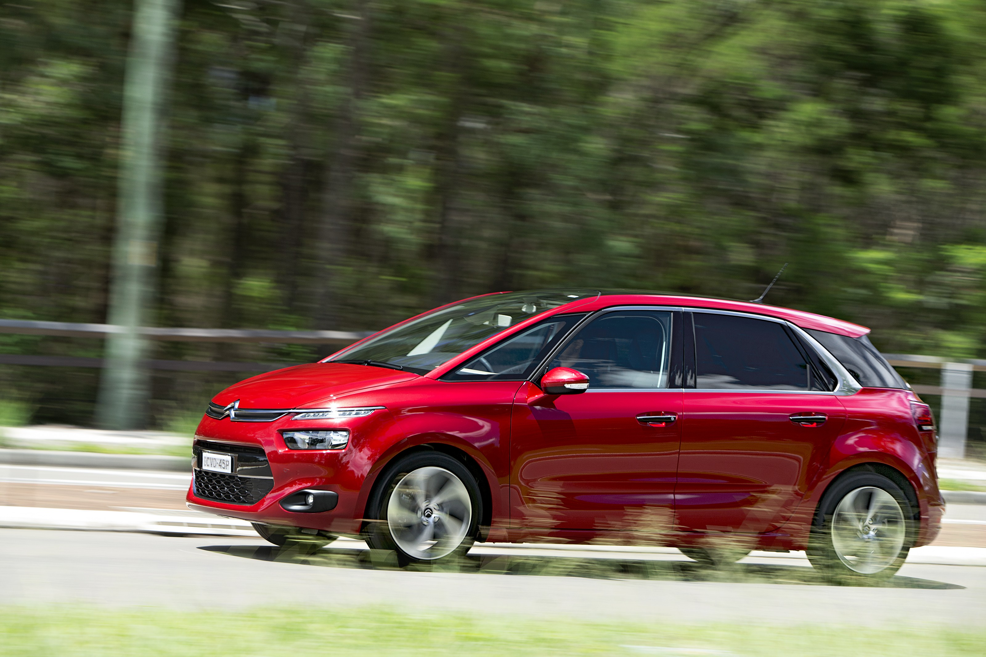 Citroen C4 Picasso best photo