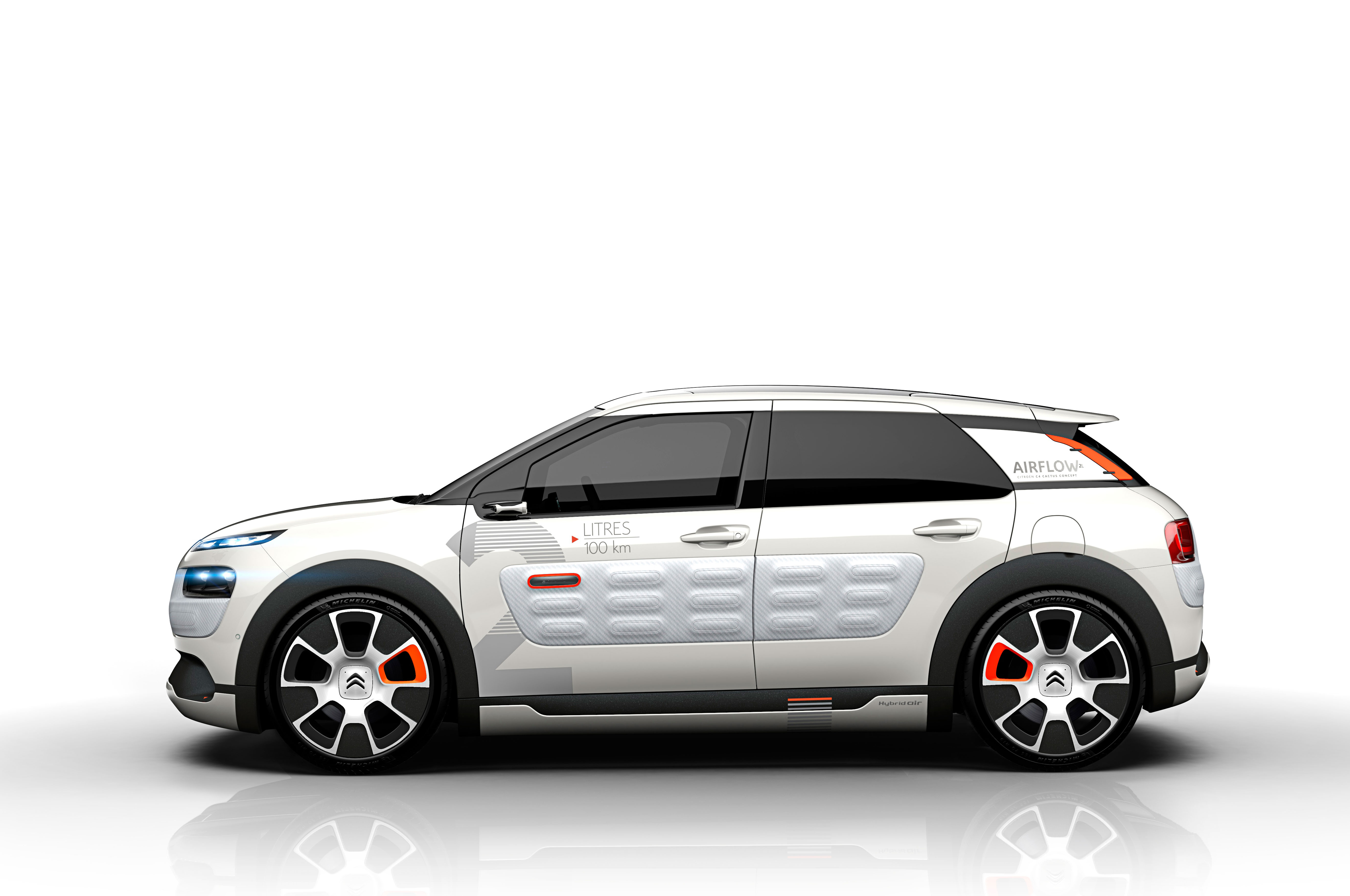 Citroen C4 Cactus hd specifications