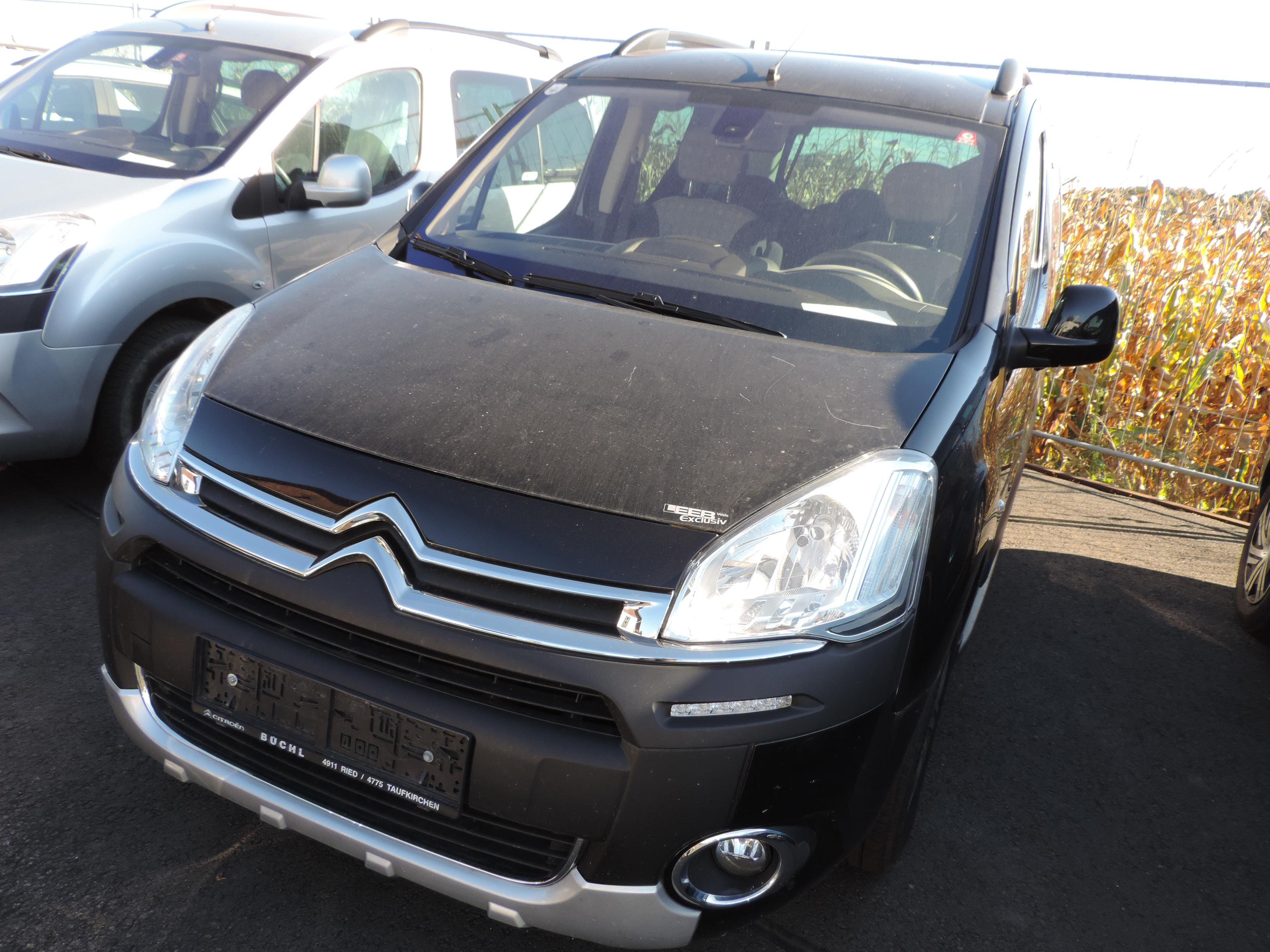Citroen Berlingo Multispace reviews 2018