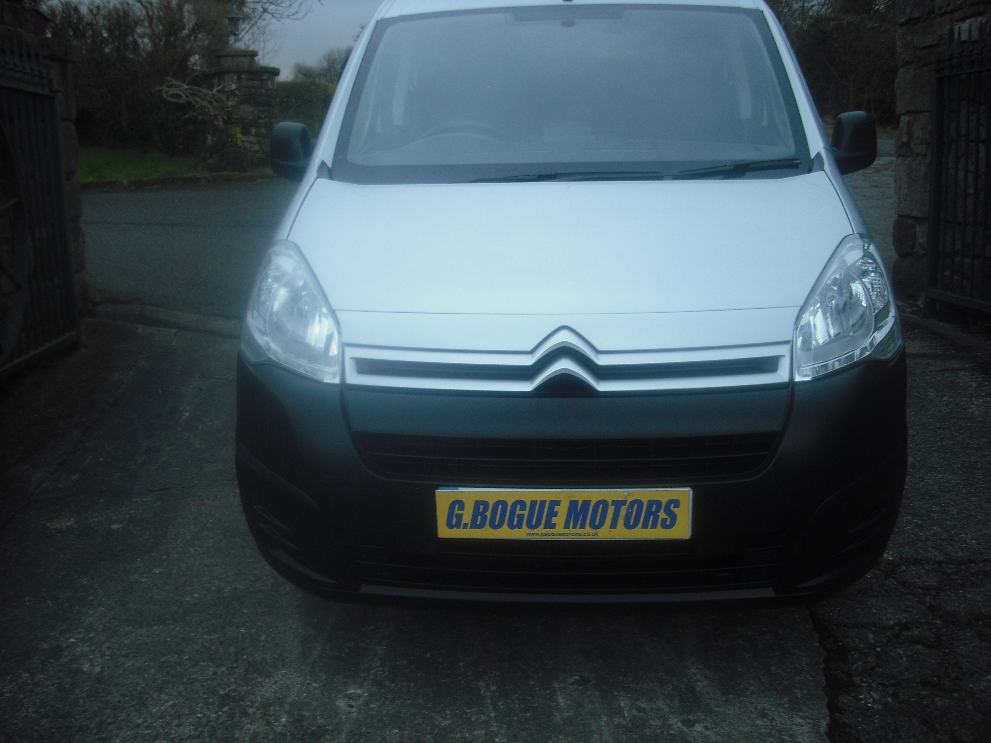 Citroen E-Berlingo minivan big