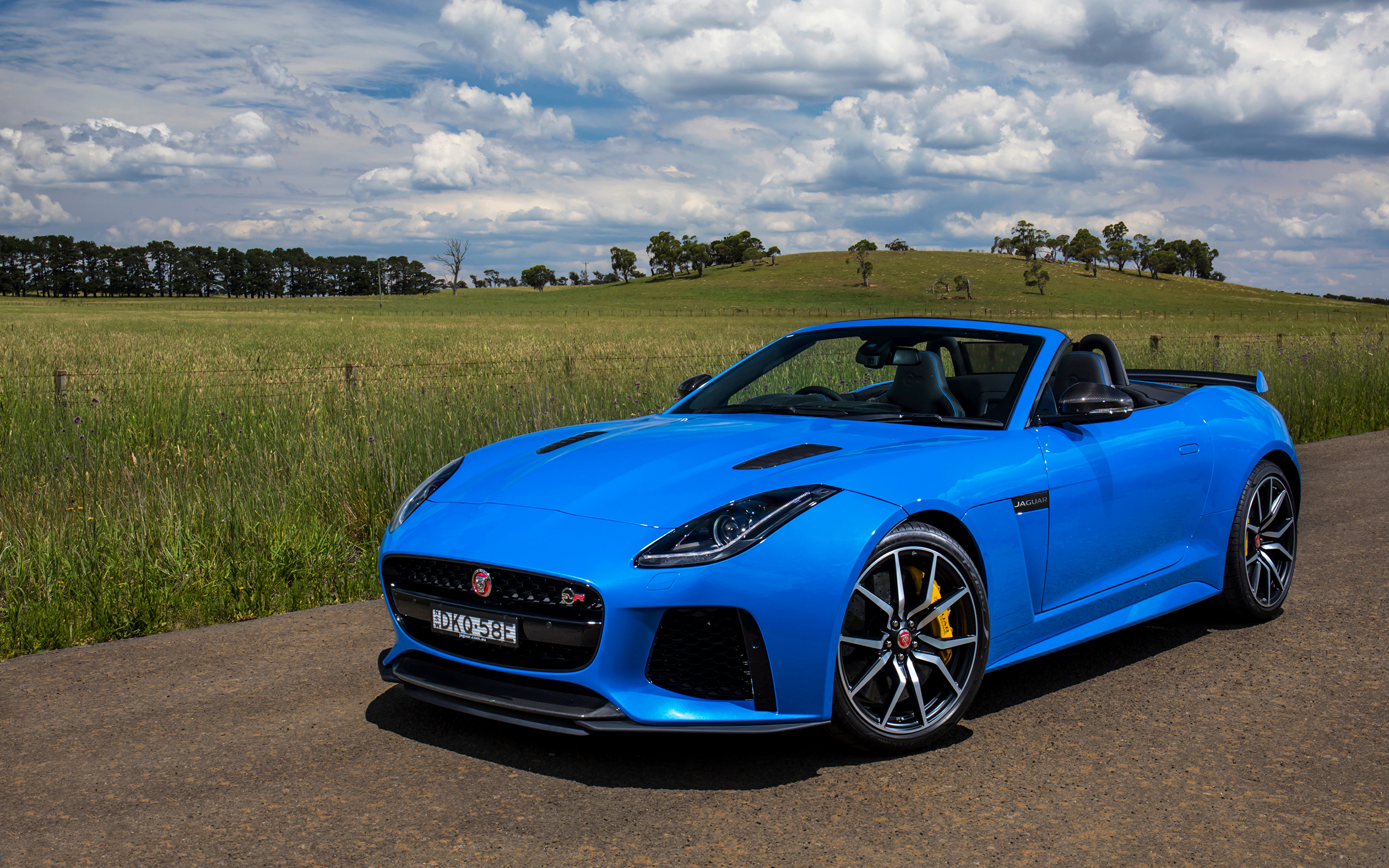 Jaguar F-Type Convertible best restyling