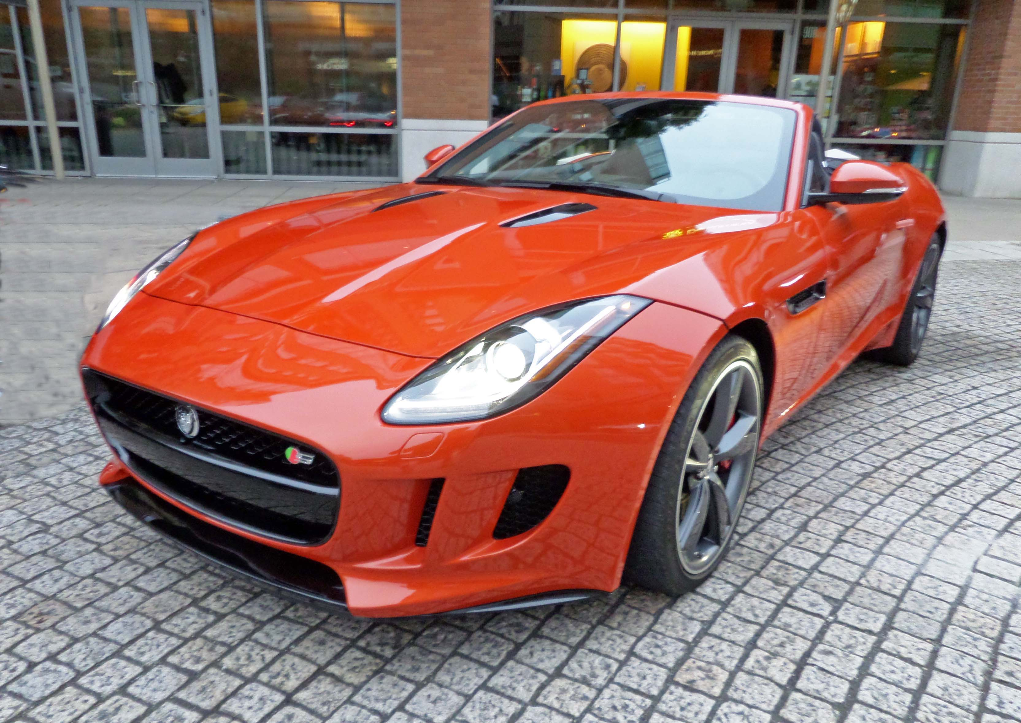 Jaguar F-Type Coupe best model