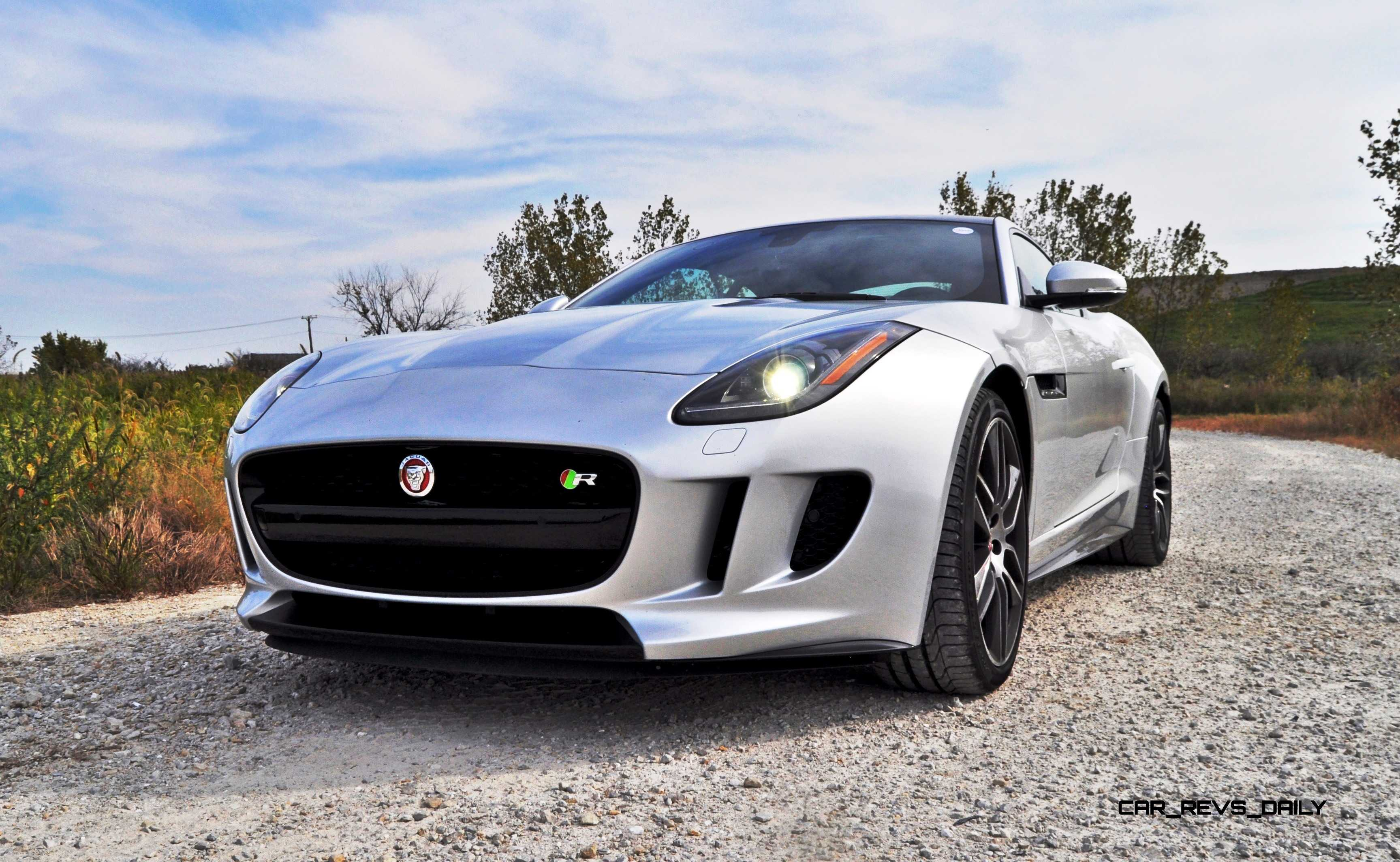 Jaguar F-Type Coupe reviews specifications
