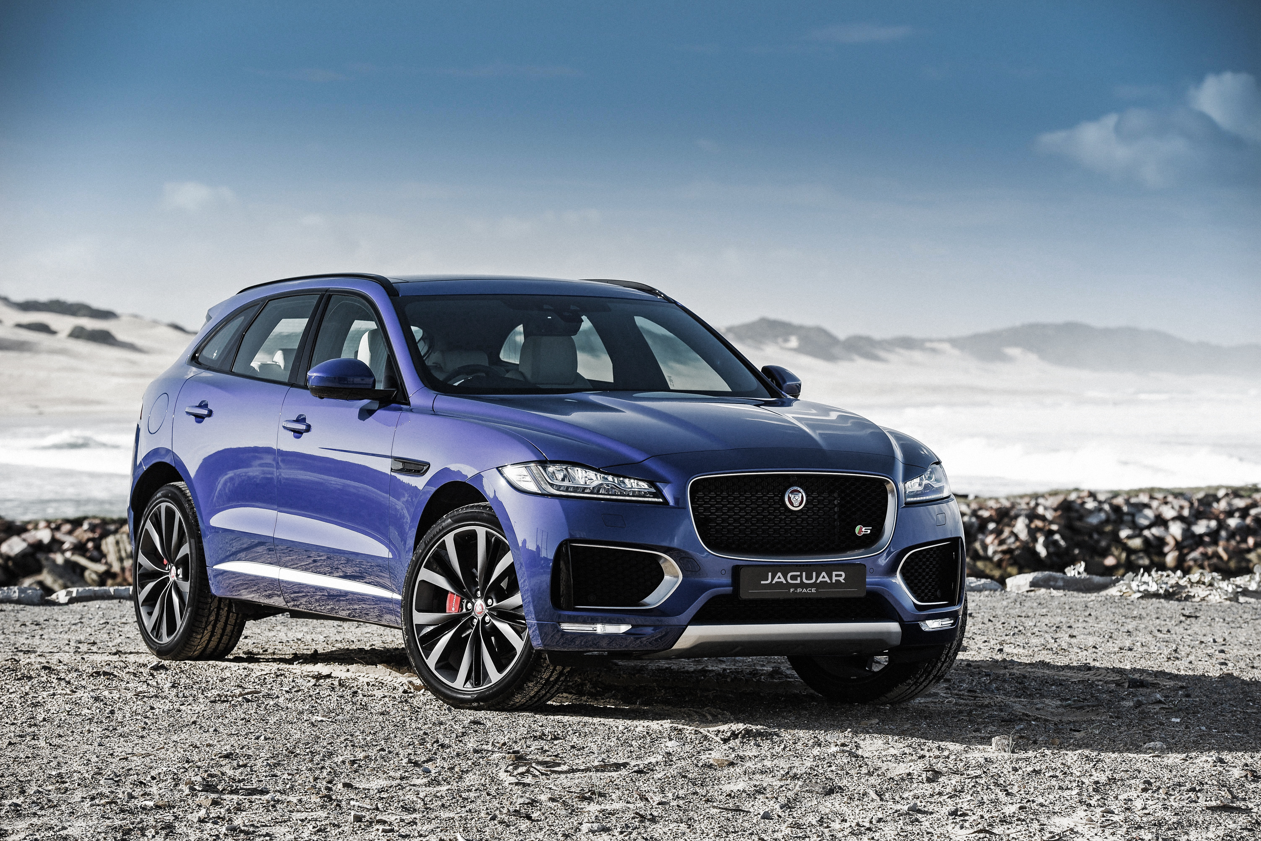 Jaguar E-Pace best restyling