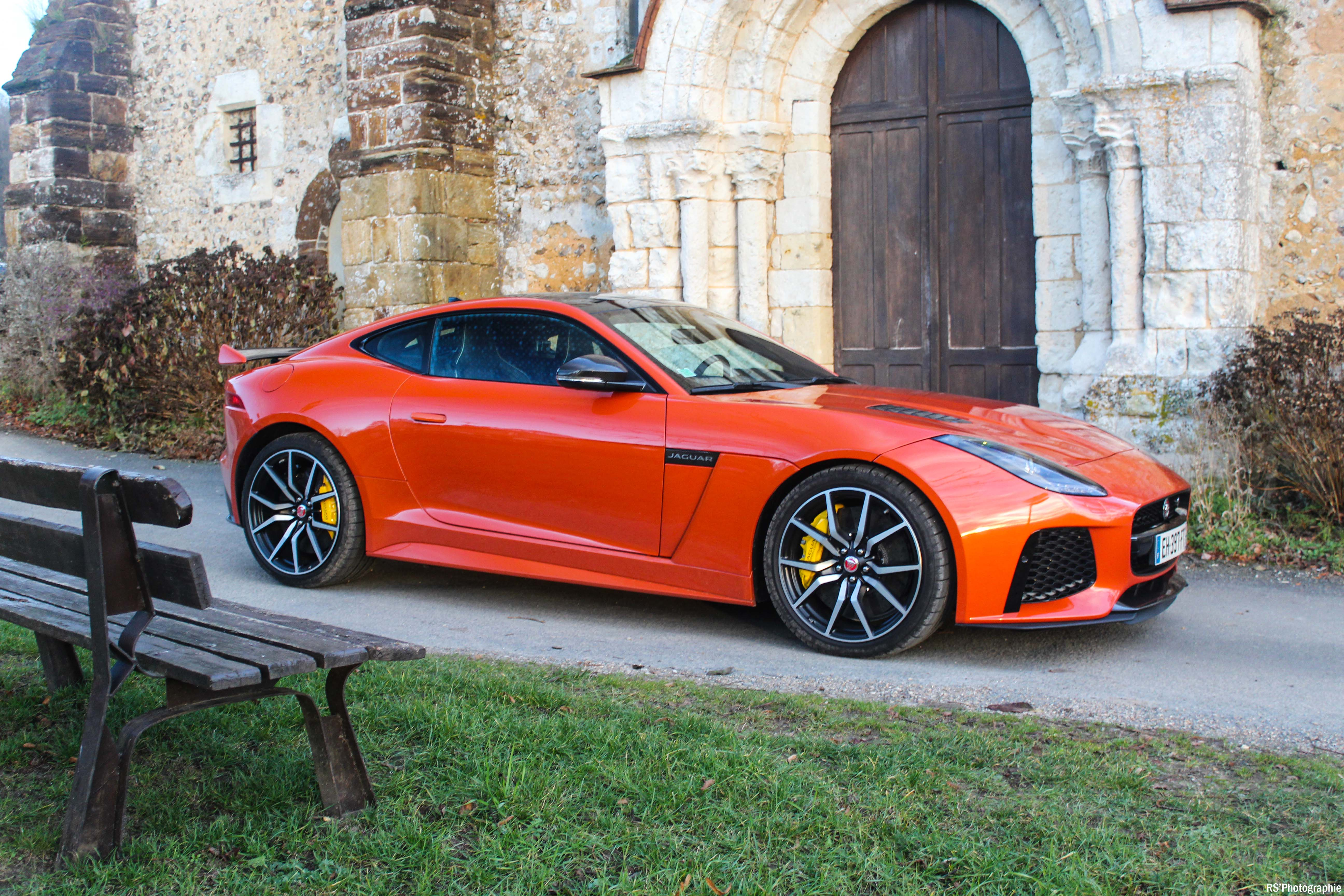 Jaguar F-Type Coupe 4k model