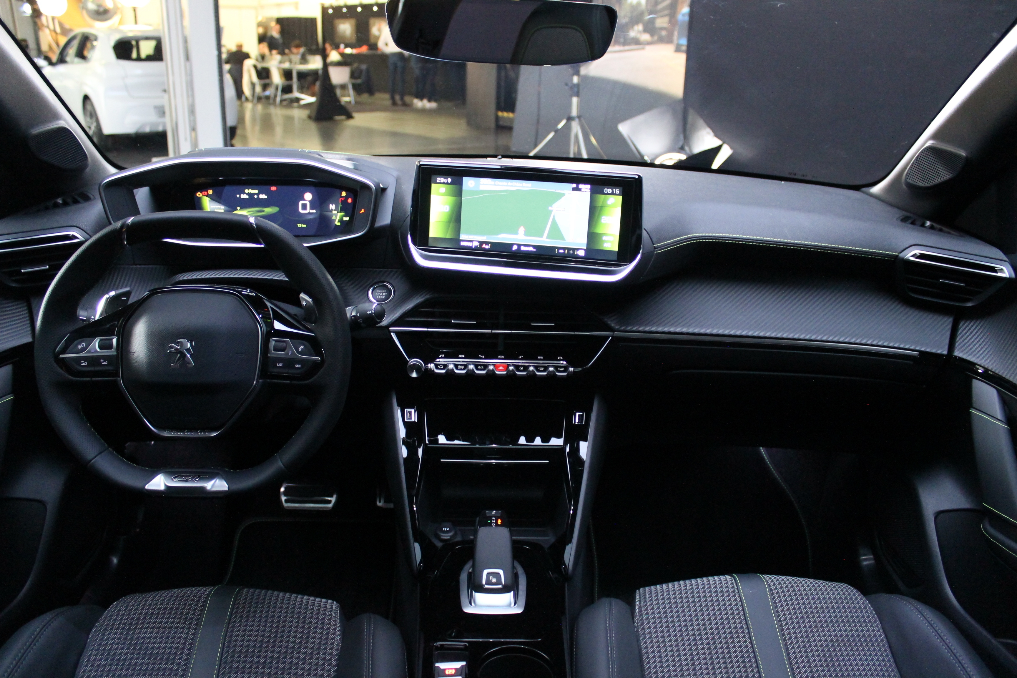 Peugeot 2008 mod specifications