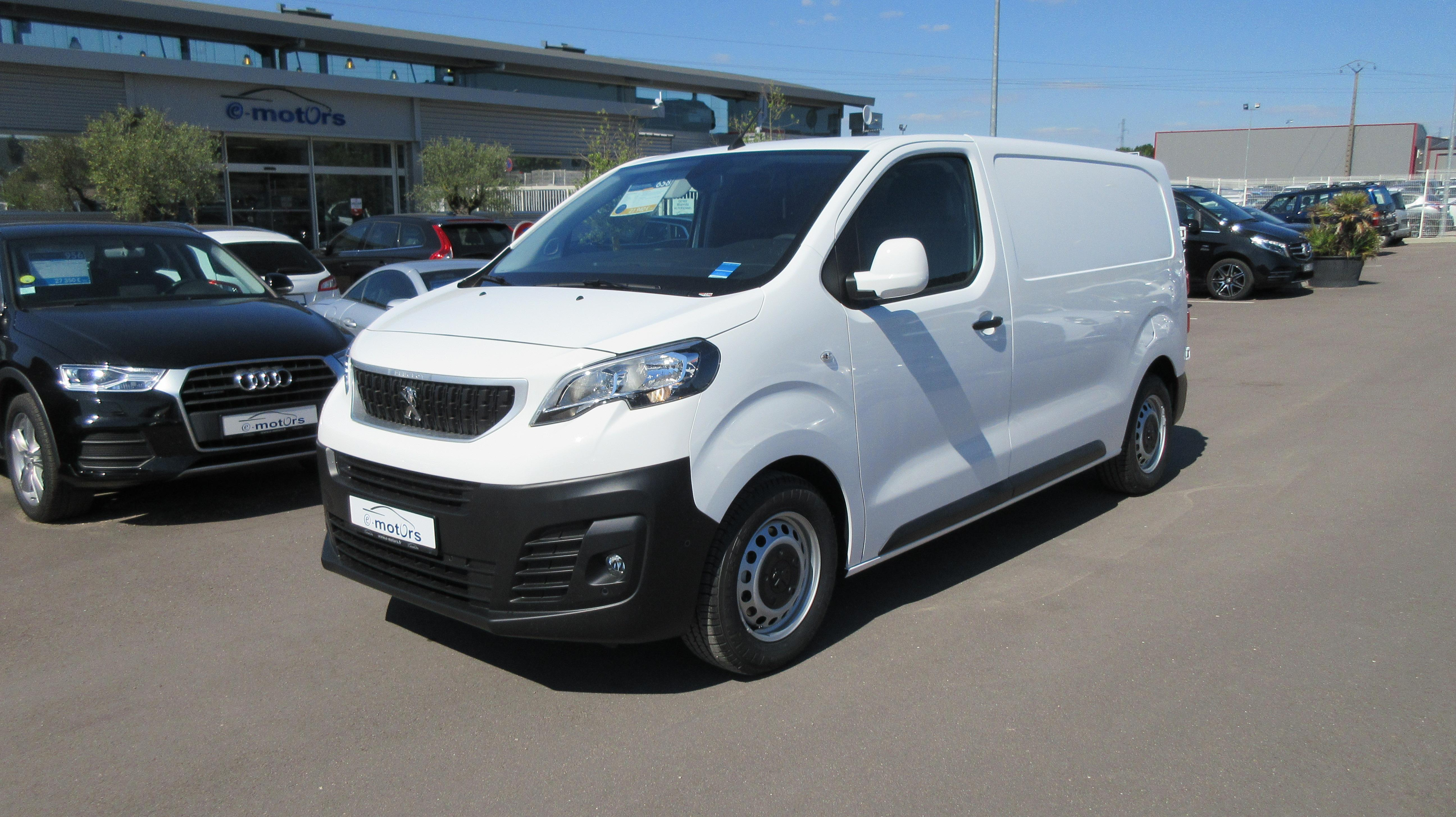 Peugeot Expert Fourgon accessories restyling
