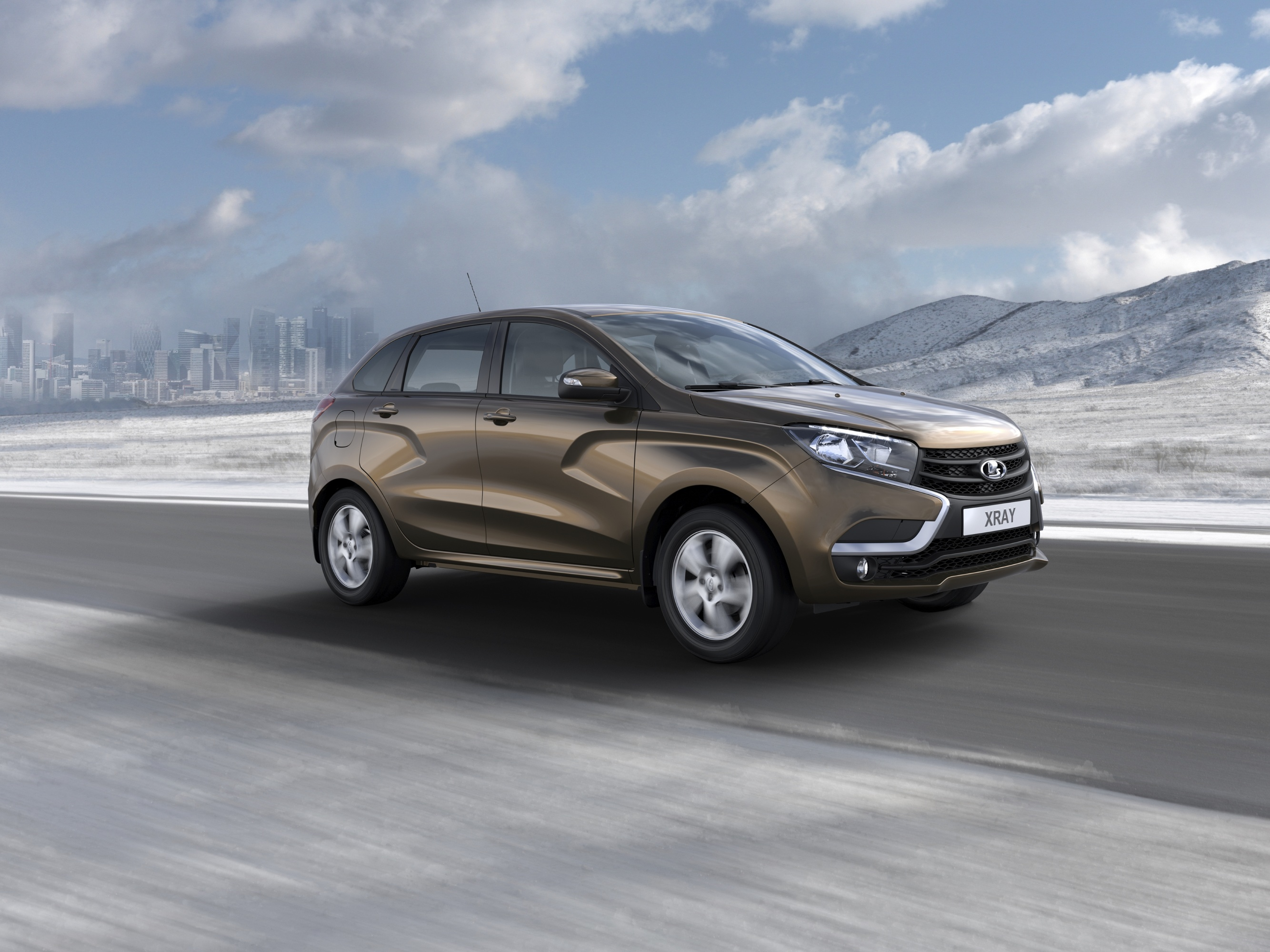 VAZ Lada Granta Cross best specifications