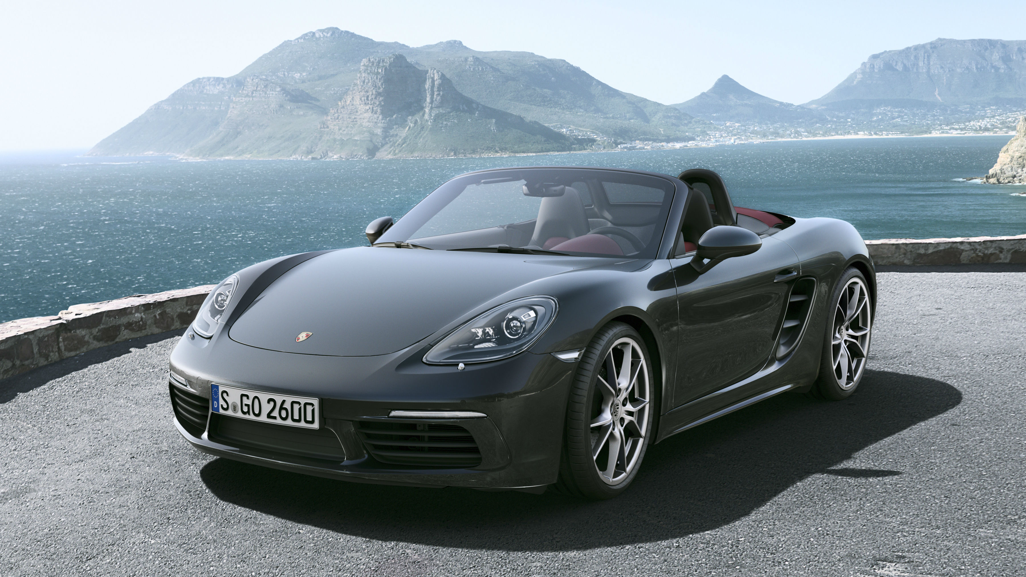 Porsche 718 Cayman exterior photo