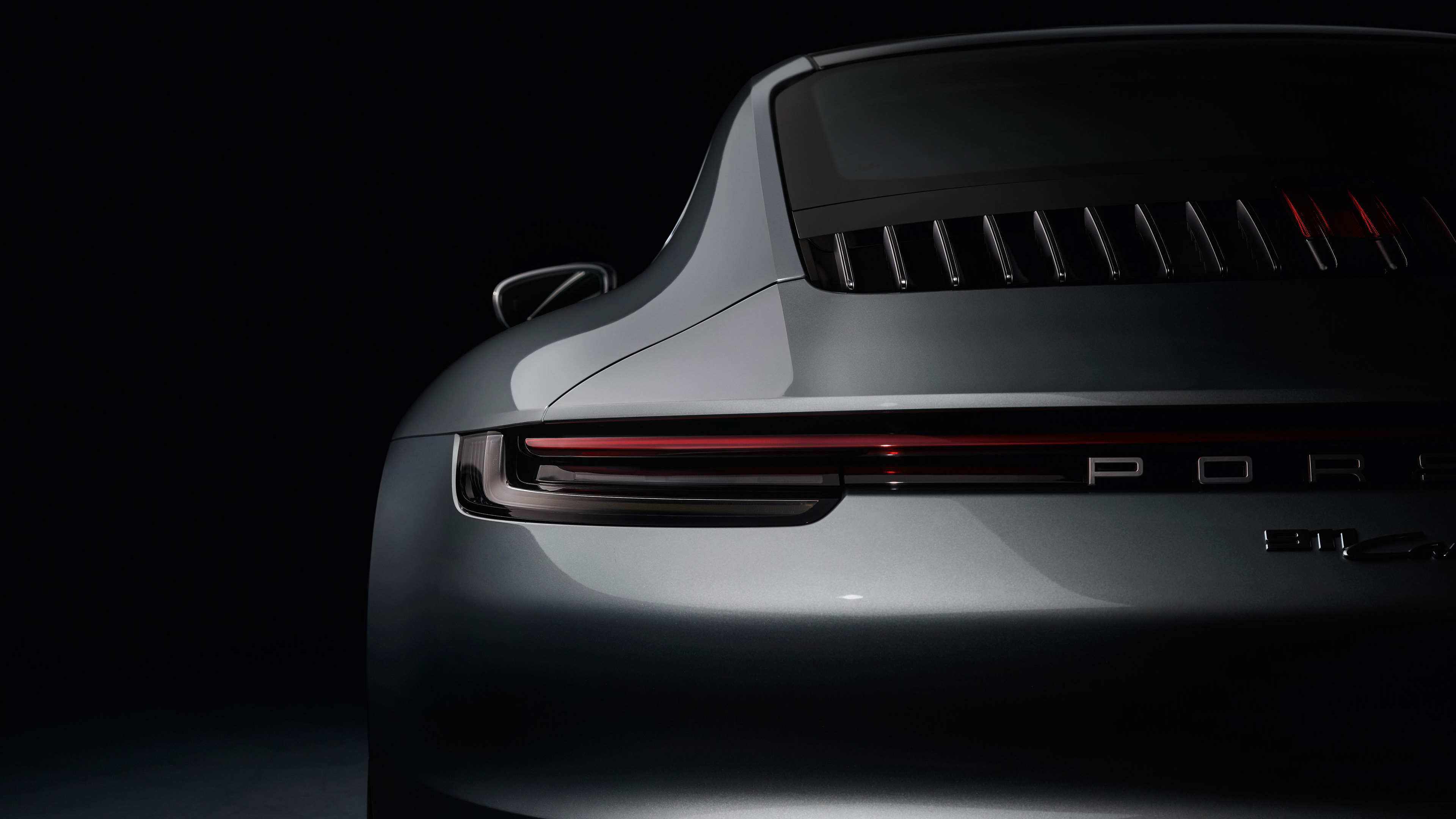 Porsche 911 Carrera hd model