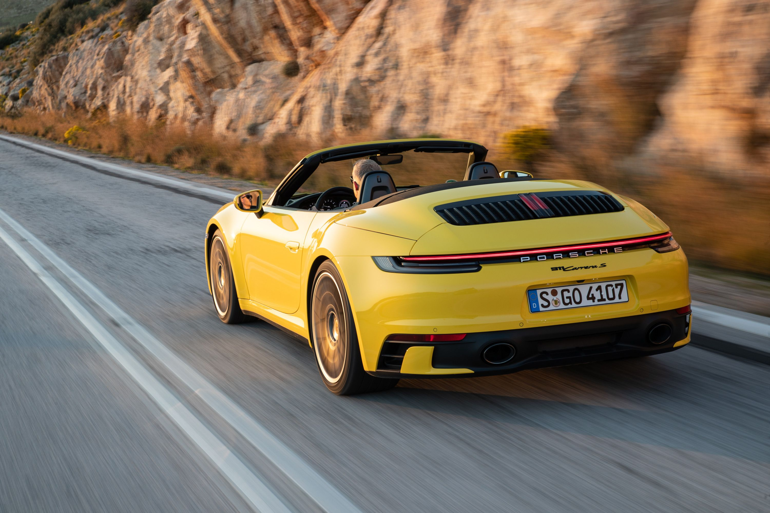 Porsche 911 Turbo Cabriolet best big