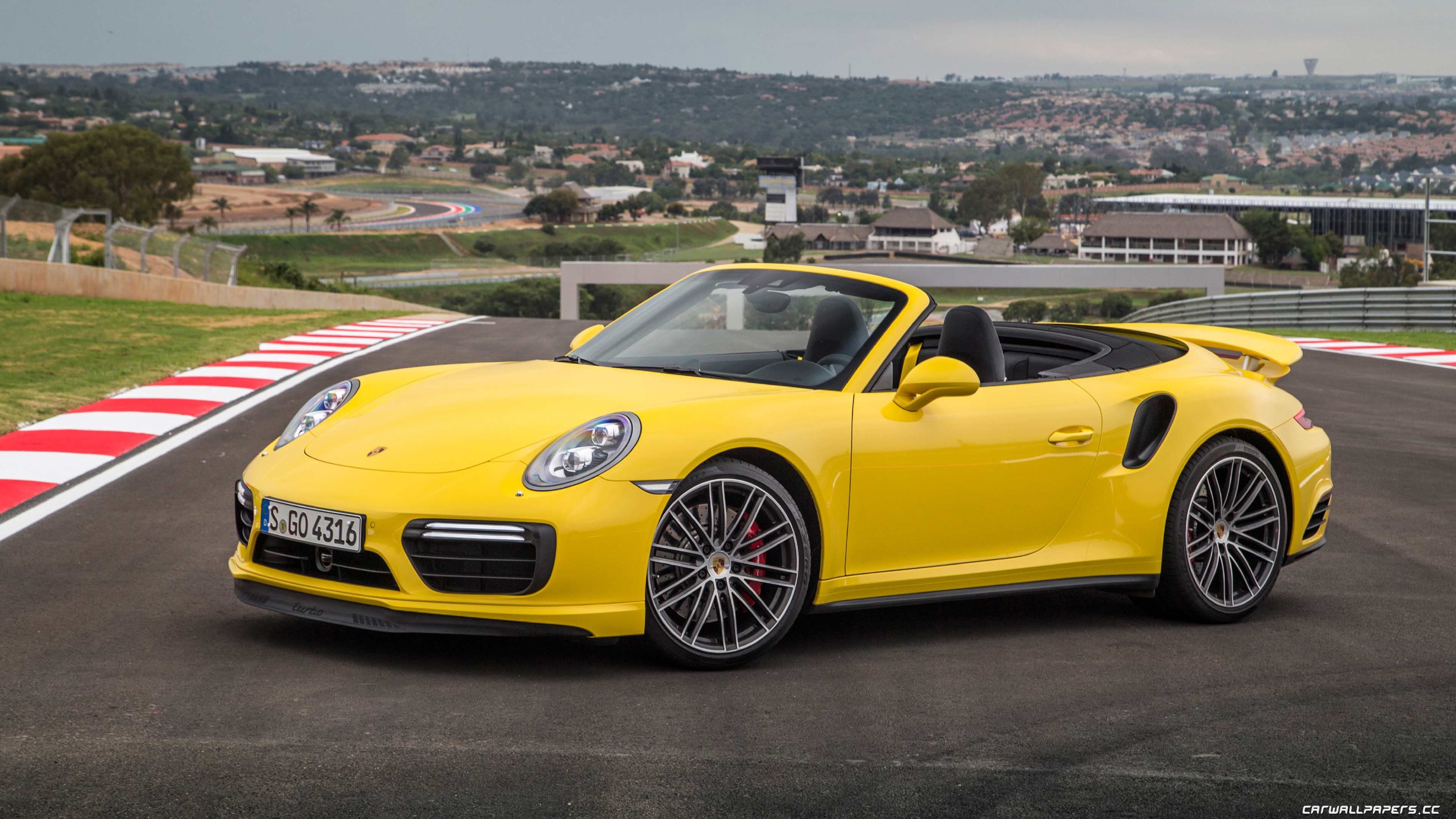 Porsche 911 Turbo Cabriolet hd big