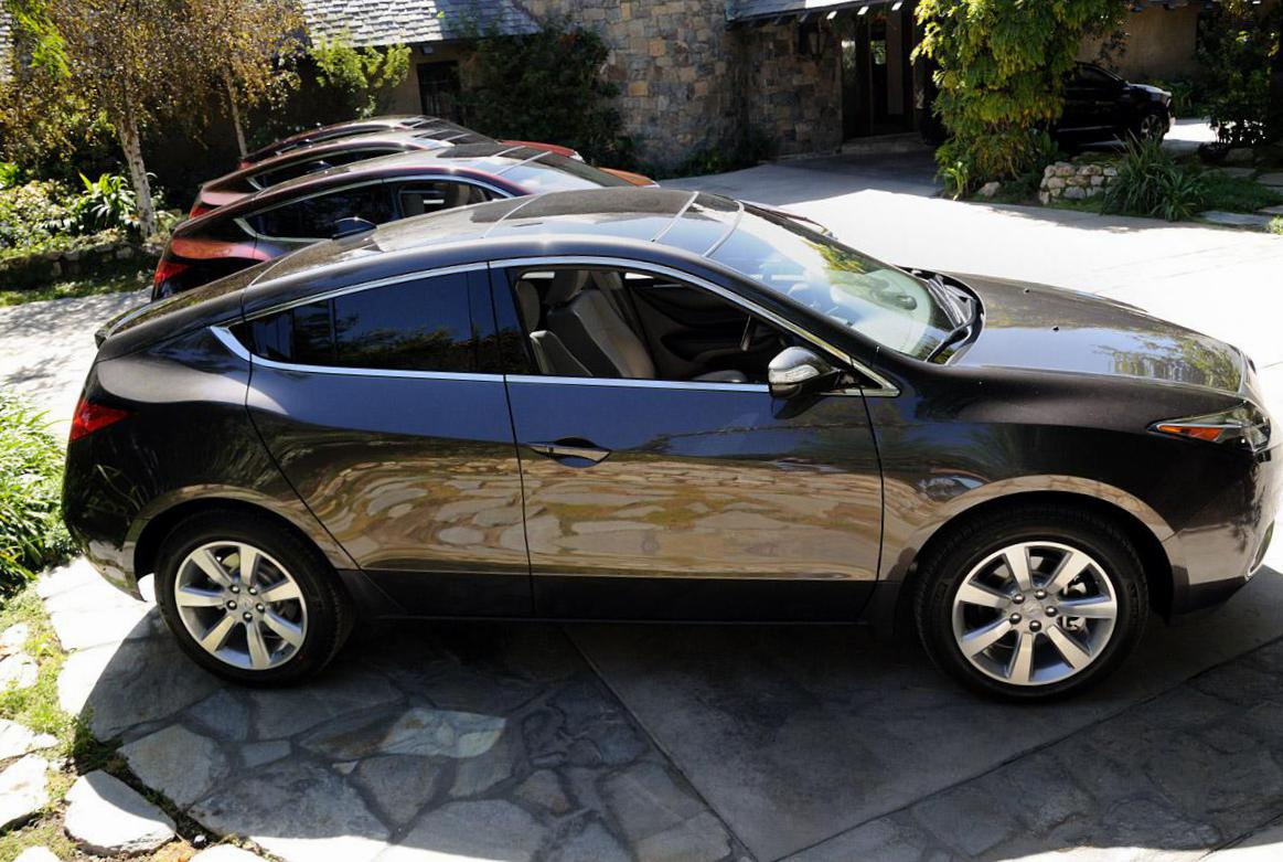 Acura ZDX approved suv