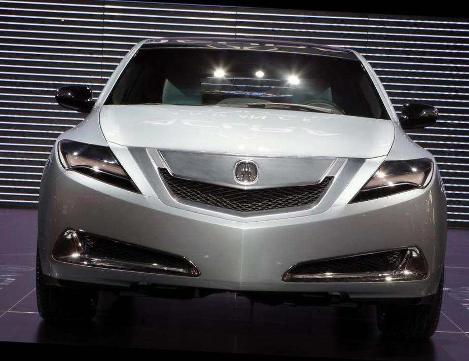 Acura ZDX reviews suv