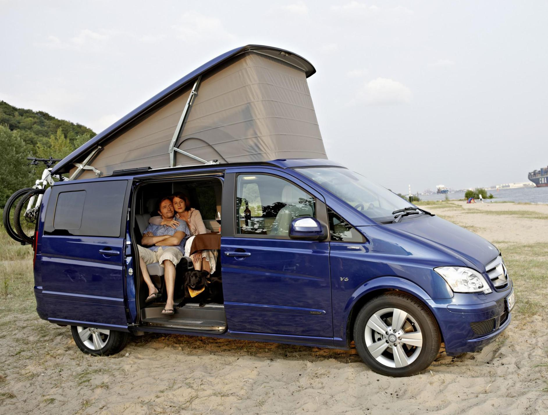 Mercedes Viano (W639) Specification 2011