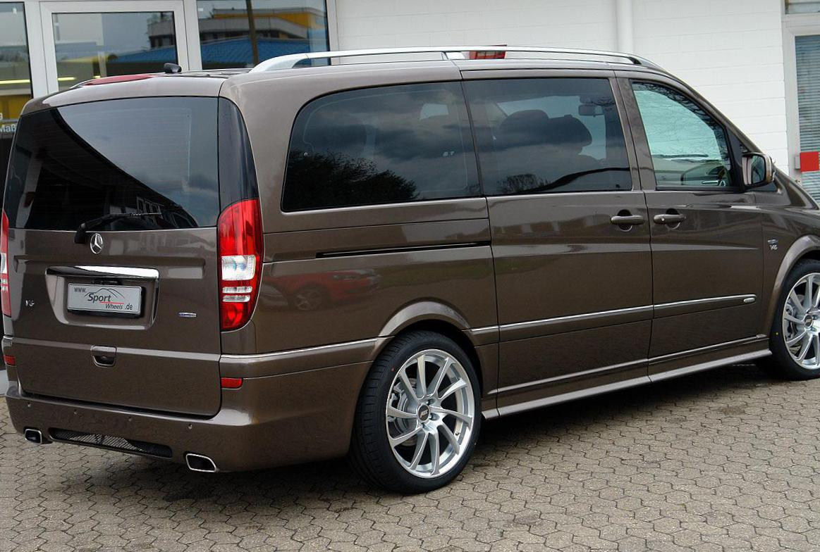mercedes vito kombi w639 photos and specs photo. Black Bedroom Furniture Sets. Home Design Ideas